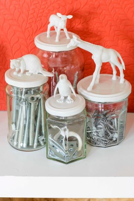 Handy Storage Jars (made byKirsty)