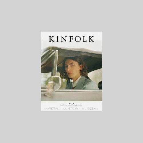 3. Kinfolk Magazine - Volume 2. Because I read every issue!