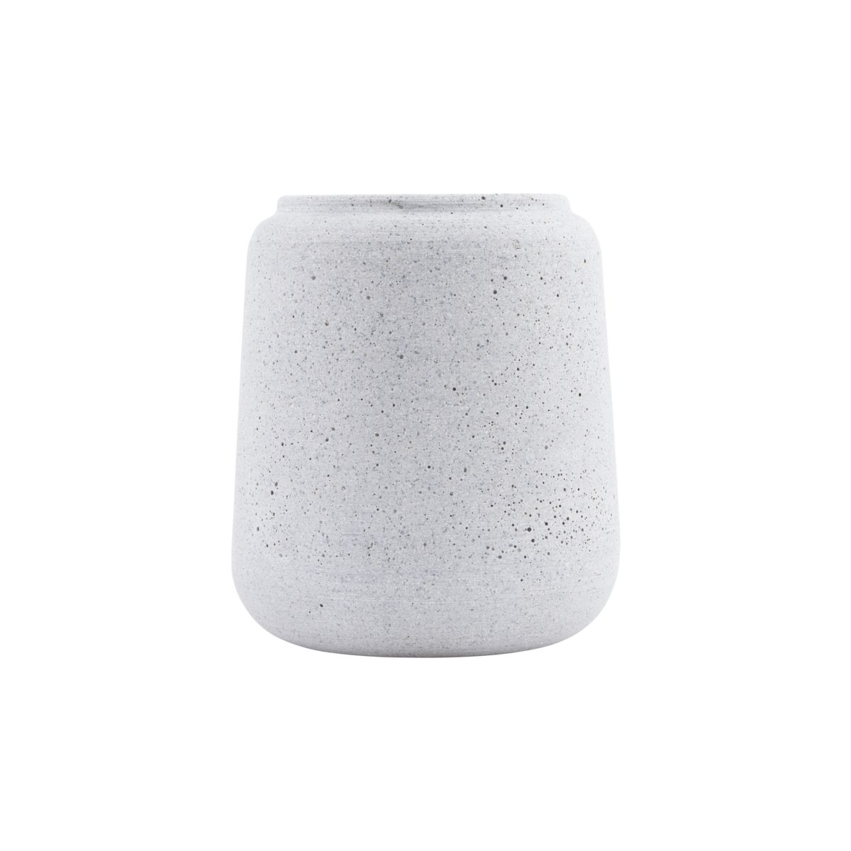 3.Concrete Planter Medium - Beautifully simple concrete planter. For storage, house plants or flowers. More sizes available.£25