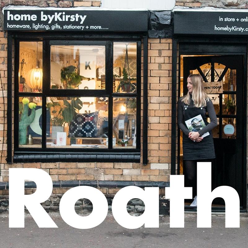 home byKirsty Roath
