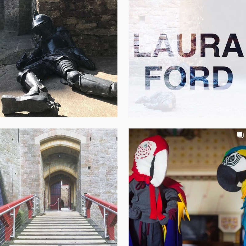 4. Castell Coch - Tongwynlais, CardifHead out of Cardiff up the A470 to Castell Coch, + you will be in for a real treat.TEN presents an exhibition of new works by Laura Ford in partnership with Cadw. Gallery owner + curator, Cat has the most incredible eye for contemporary art.Laura Ford unveils a series of new sculptures inside Wales' iconic Castell Coch [red castle], as visitors are invited to discover over 20 works created by one of the uk's leading contemporary artists.