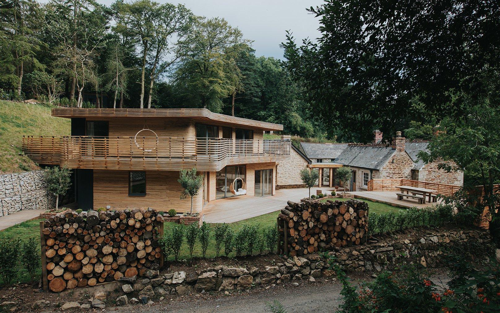 Tom Raffield's Grand Design Home