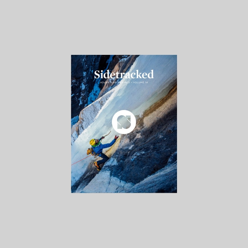 2. Sidetracked Magazine - Does he love the great outdoors? Sidetracked Magazine is an online and printed journal featuring a limited collection of personal stories of exciting travel, journeys and expeditions. Pick up the latest copy and inspire his next adventure.£10