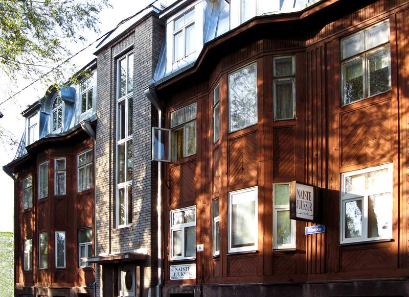 Tallinna maja miljööala