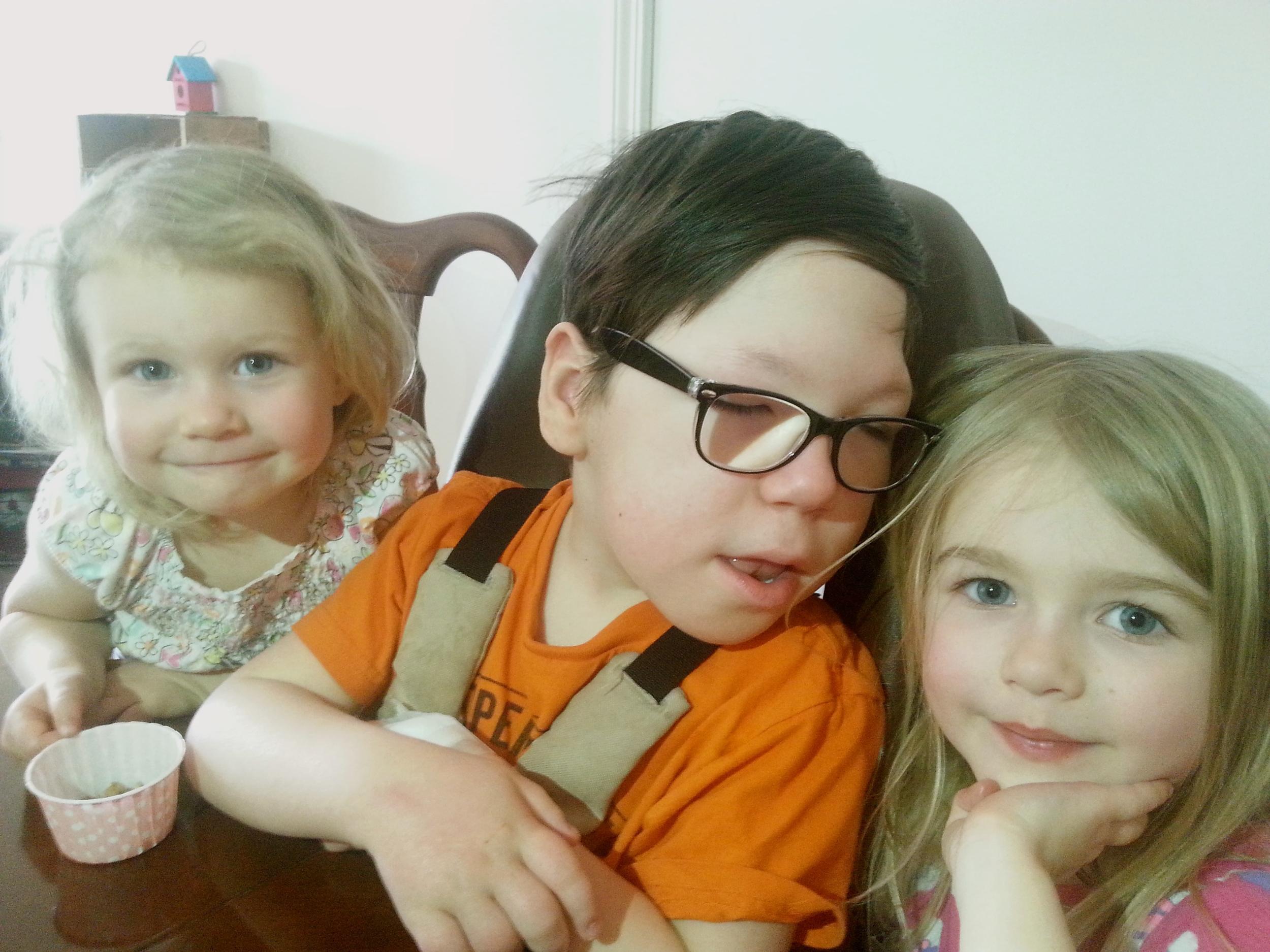 The Collin pros: the cousins.