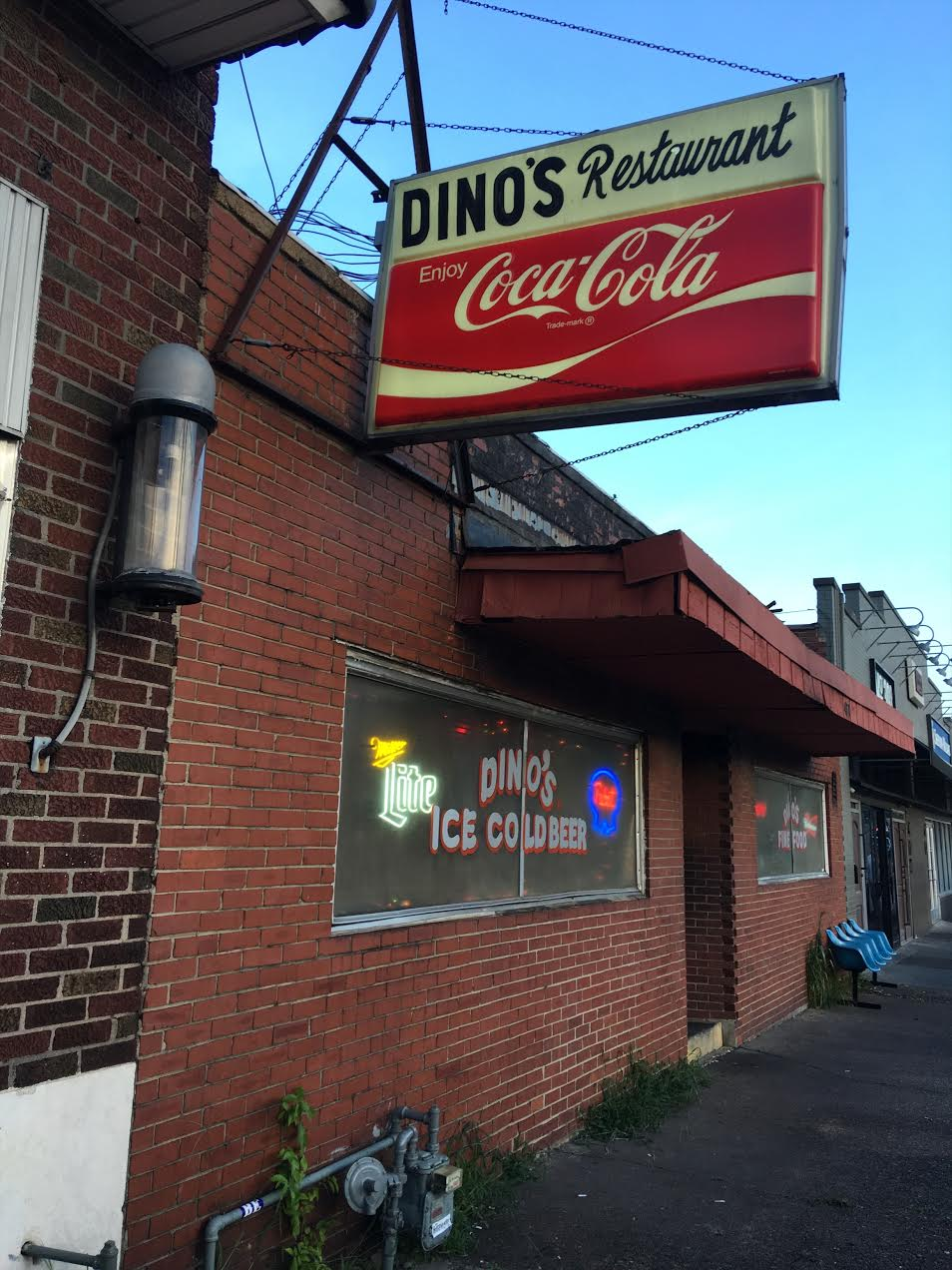 Dino's Restaurant - Dino's is Nashville's oldest dive bar with the most delicious late night eats. If you aren't getting the cheeseburger, you aren't living! Dino's is a must-do if you're looking for an easy brunch on the weekends, casual drunk munchies, or anything in between.