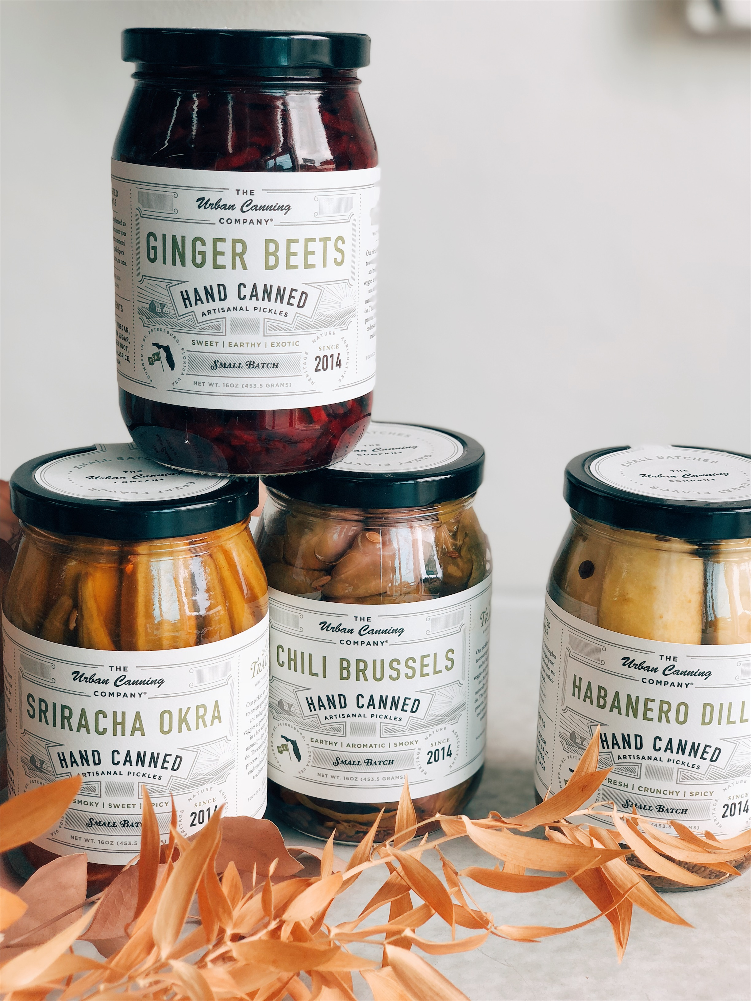 What are your favorite foods to top with pickled condiments? -