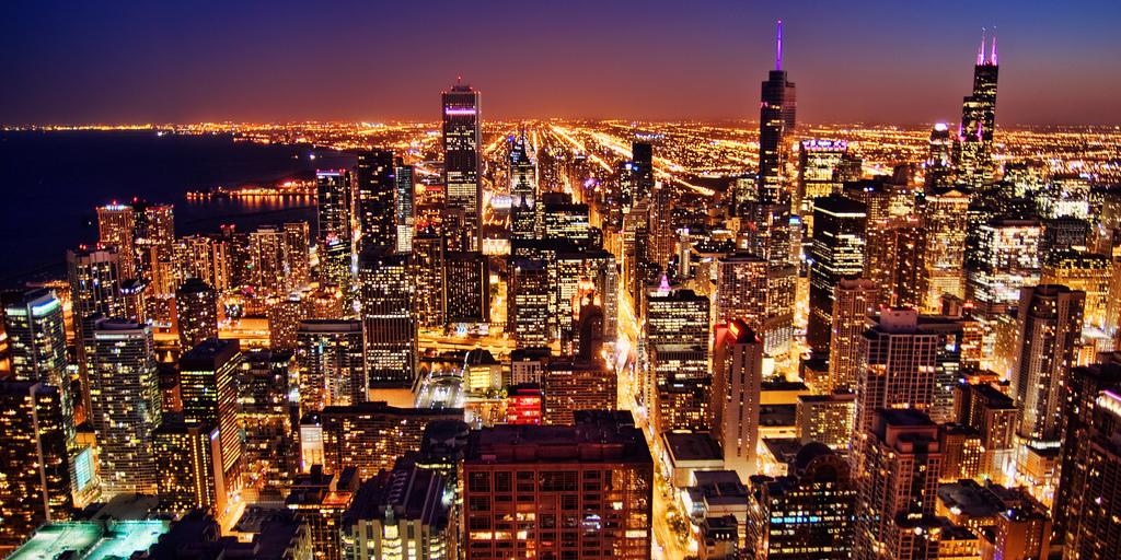Chicago's City Lights — BTL Architects, Inc.