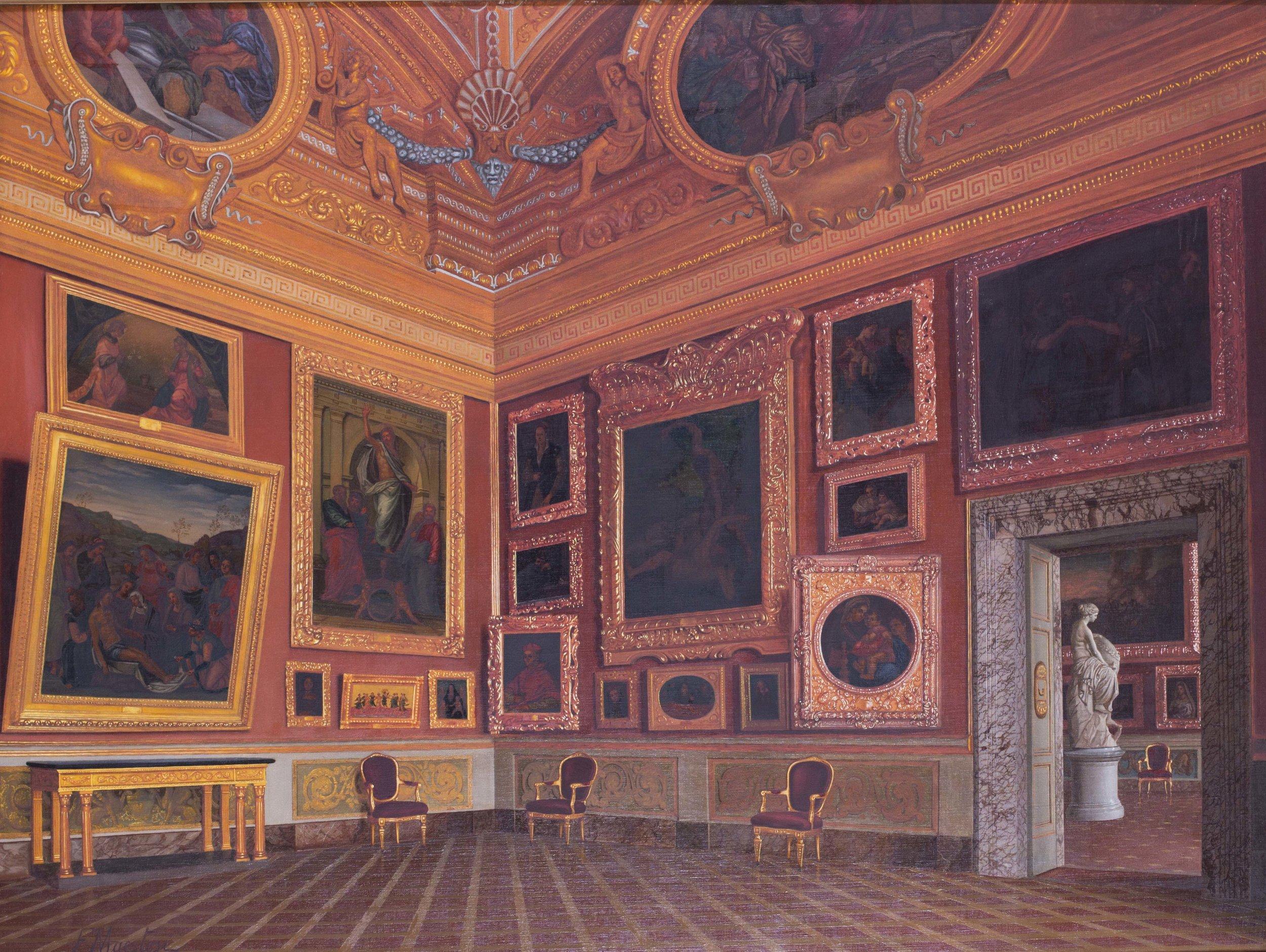 Francesco Maestosi      Sala de Saturne, Pitti Palace     Price: £15,500