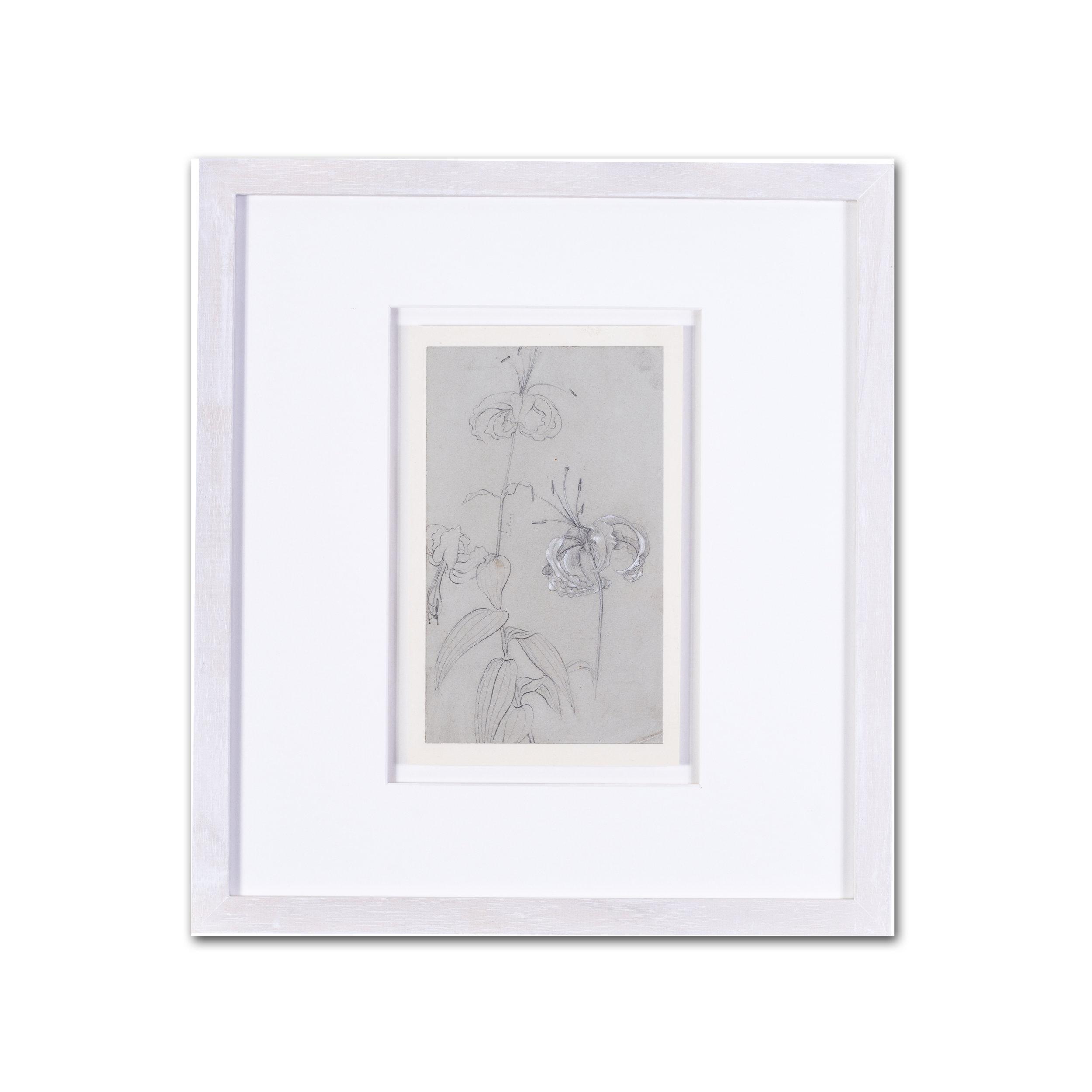 Evelyn de Morgan  Lilies  Price: £2,000