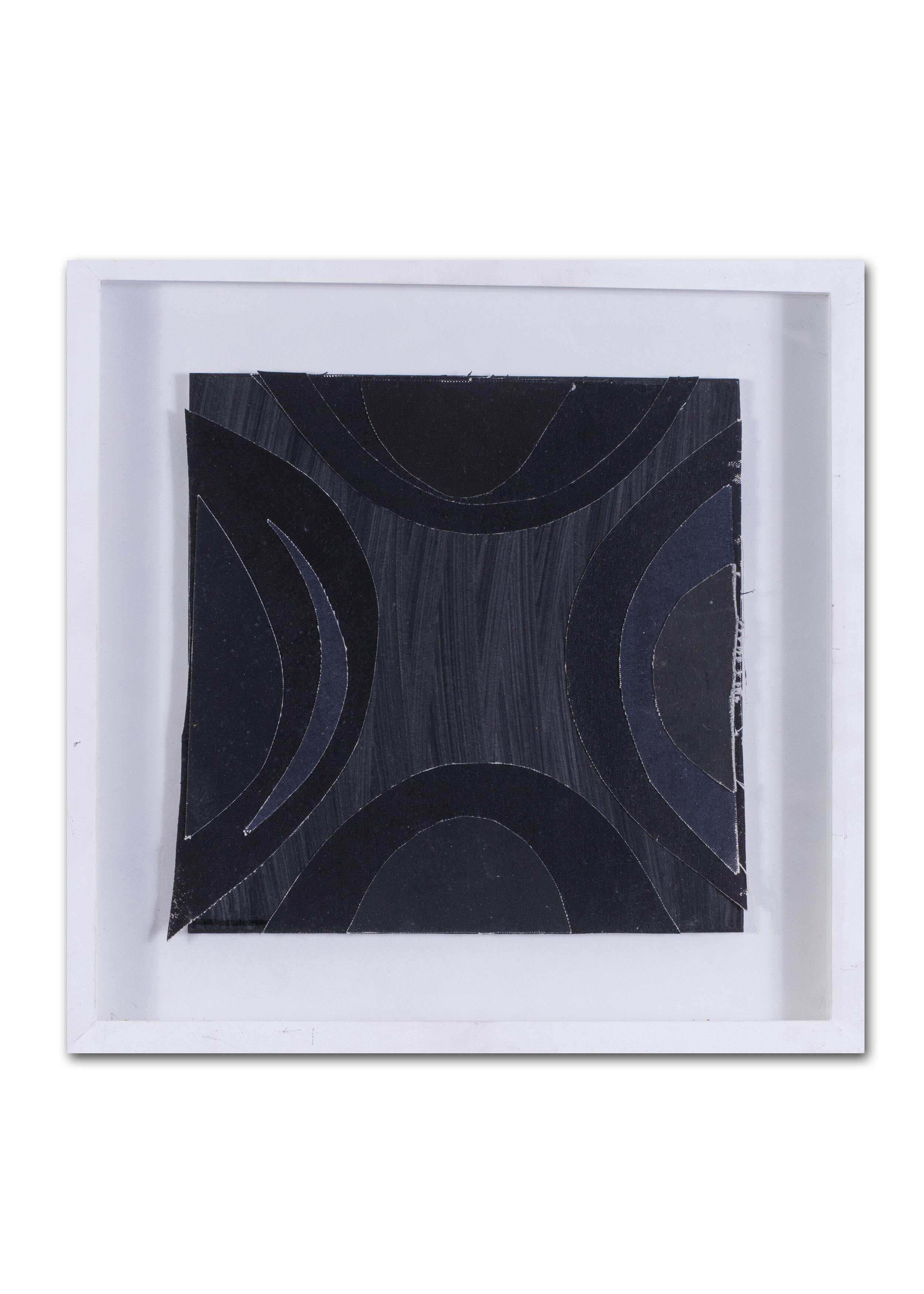 Sir Terry Frost RA    Blacks    Price: £4,200