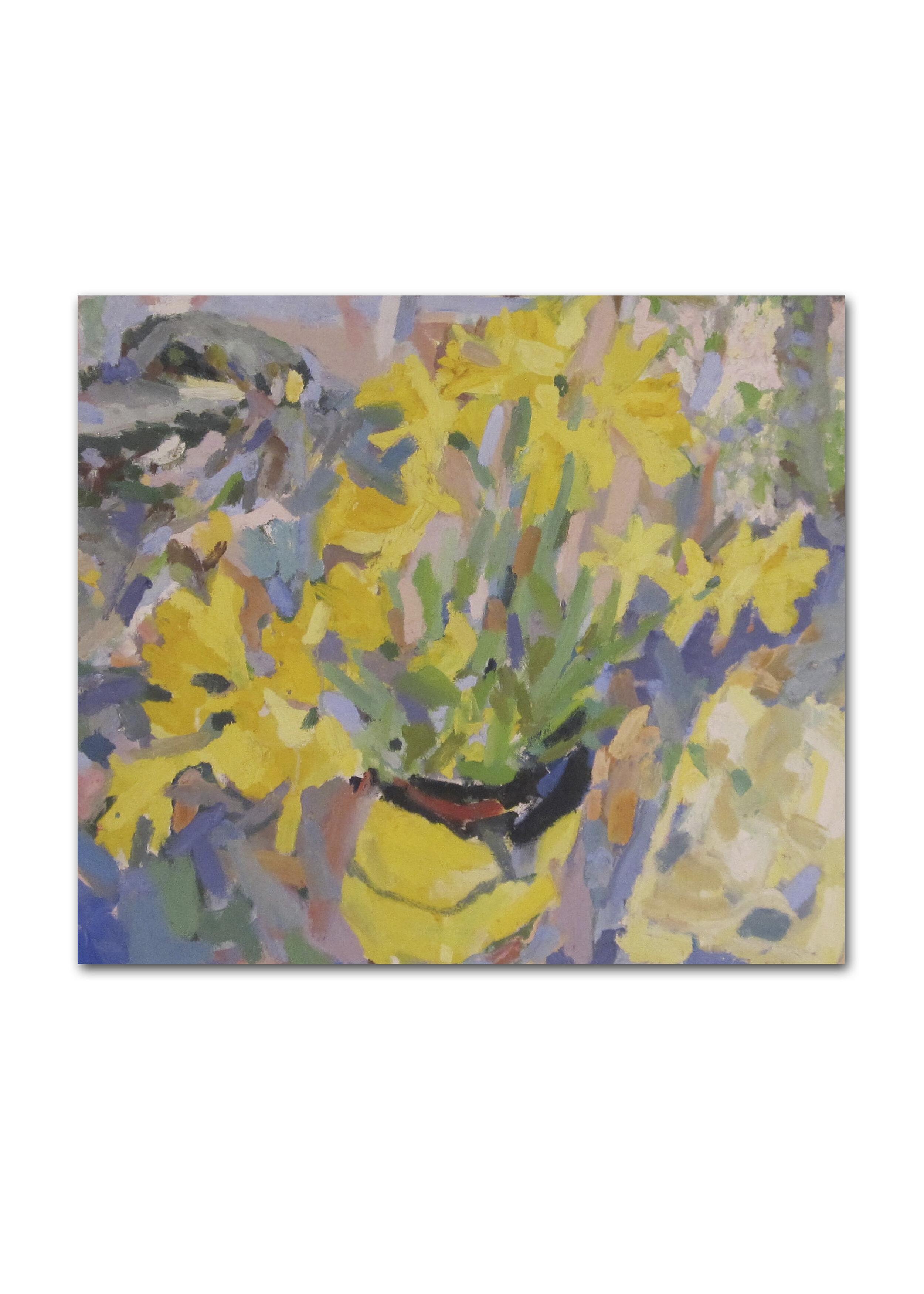 Rosie Montford  Daffodils  £2,500