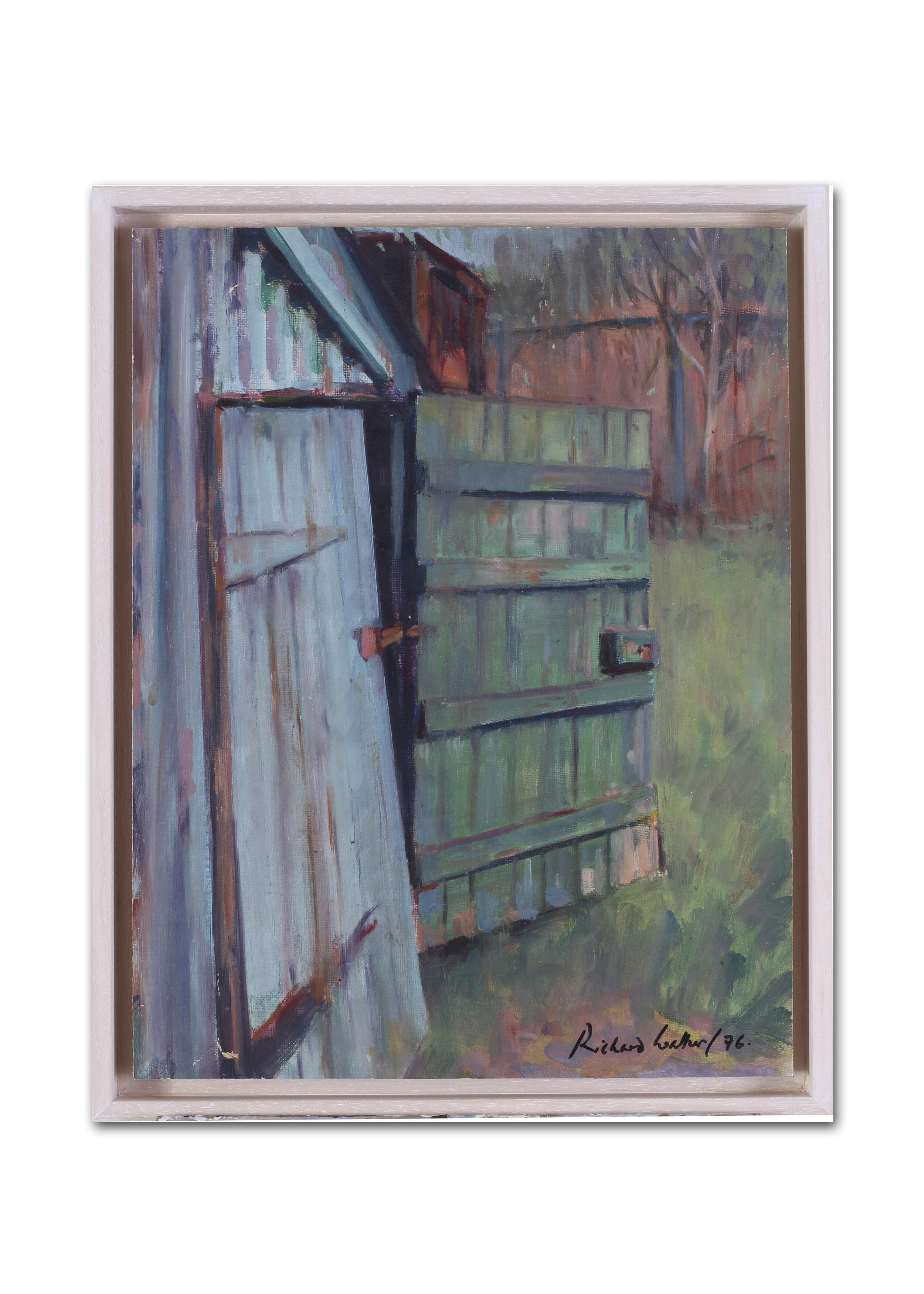 Richard Walker  The garden shed  Price: £410