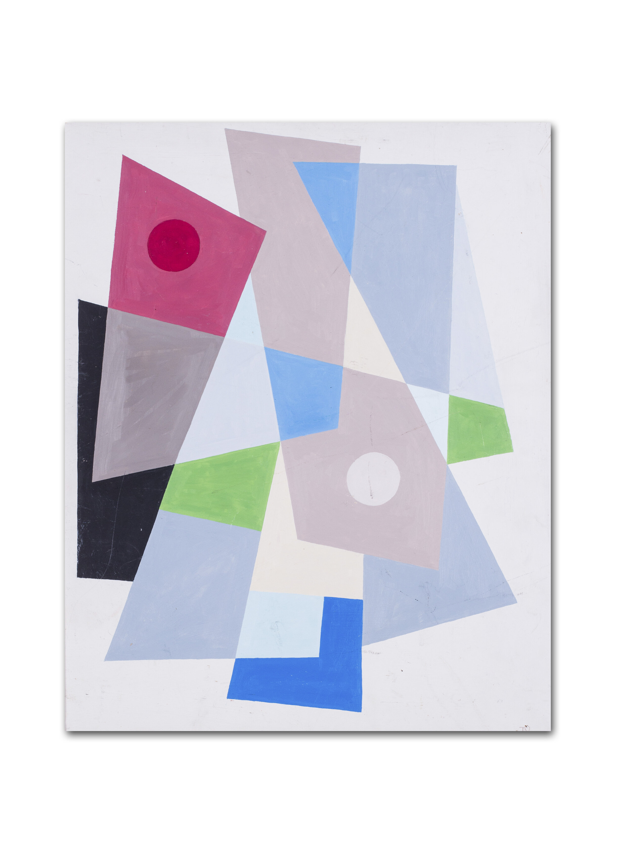 Julie McLennen    Abstract Composition    Price:  £5,100