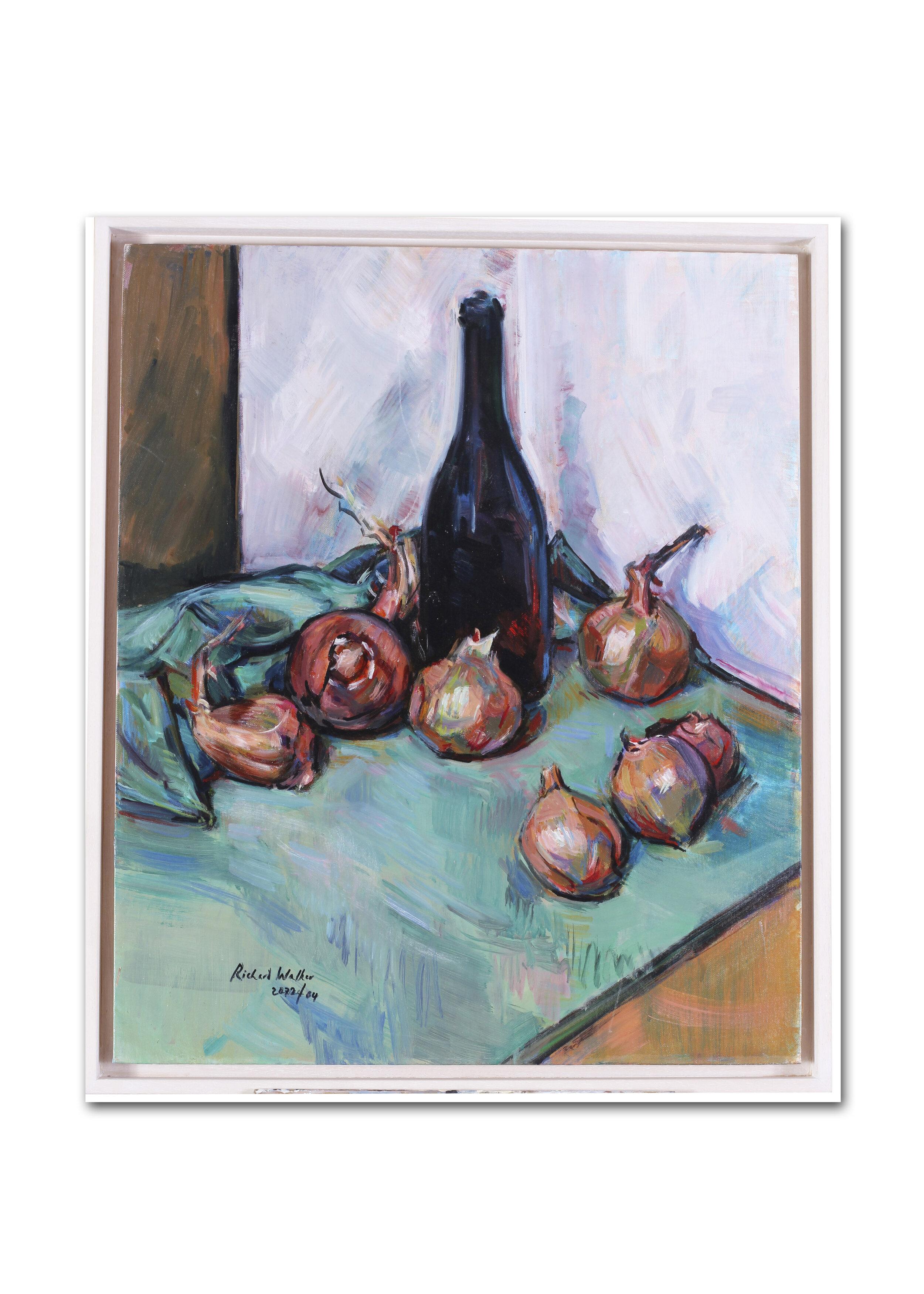 Richard Walker  Onions  Price: £820