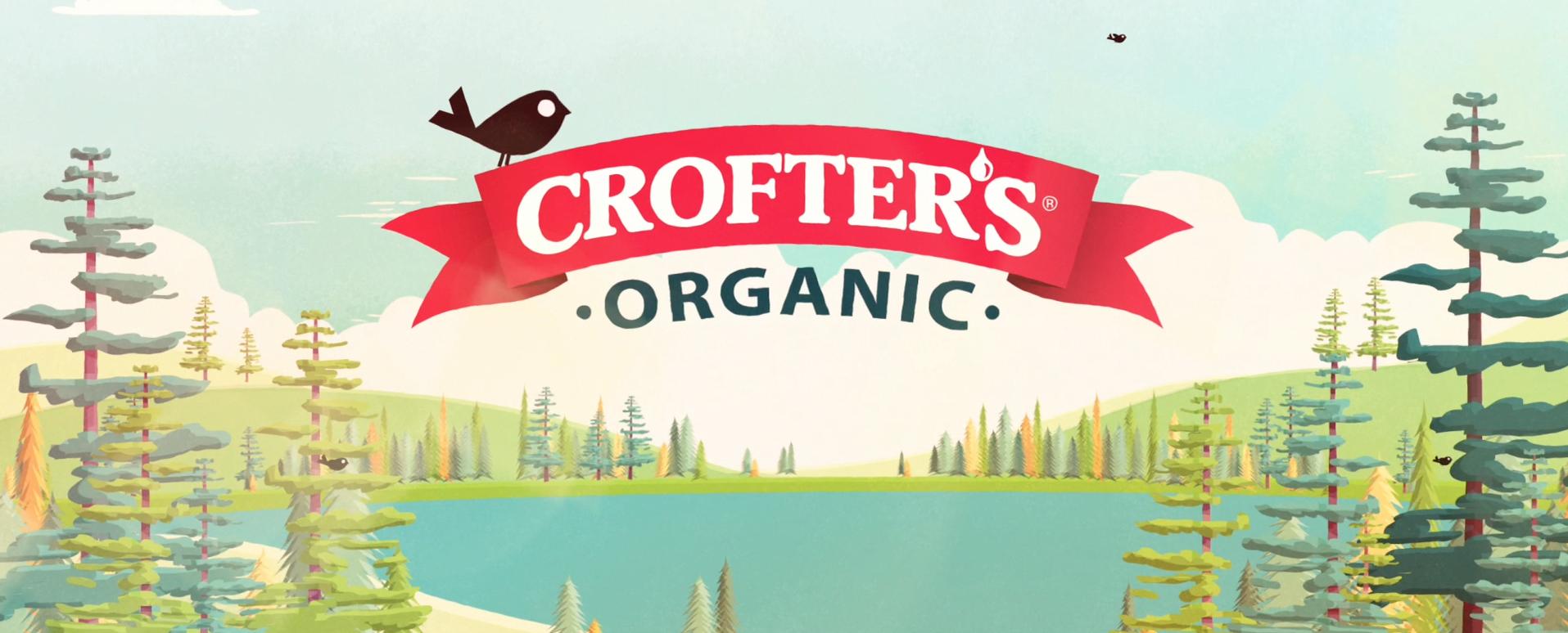 Crofters Organic Jam Animation