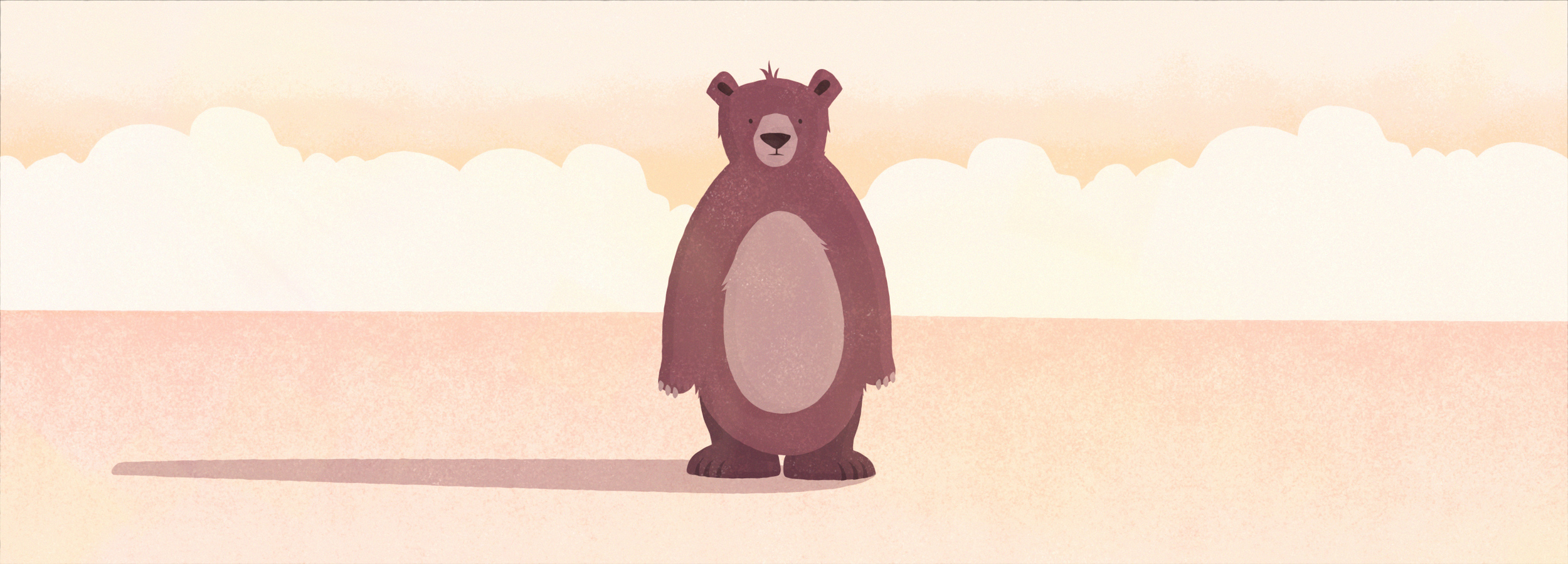 Crofters Organic Unused animation bear 01 by Dina Makanji