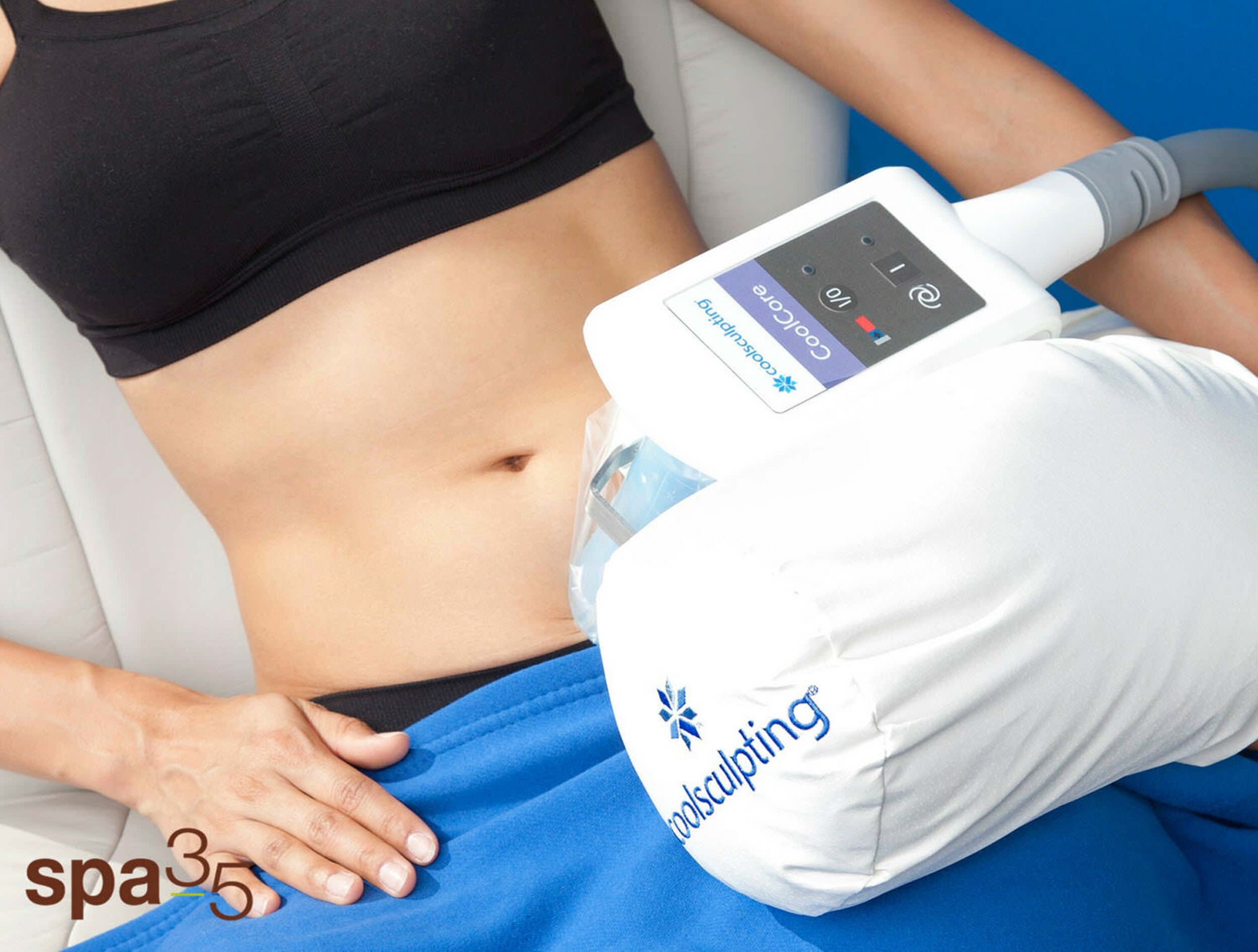 CoolSculpting Fat Removal - Reduce Love Handles & More.No Needles, No Surgery