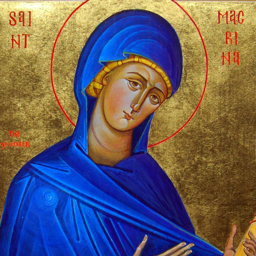 Saint Macrina the Younger: Teacher of Divine Compassion - BETH DUNLOP