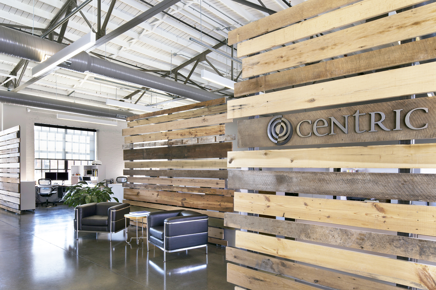Centric Architecture Offices