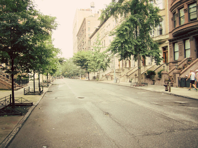 Upper West Side 2011. Photo by: J.Wright