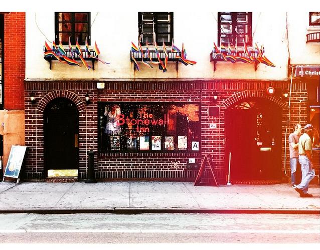 The Stonewall Inn, NYC via Instagram