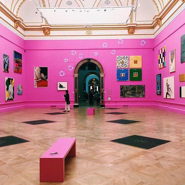 Royal Academy of Arts - photo via Instagram