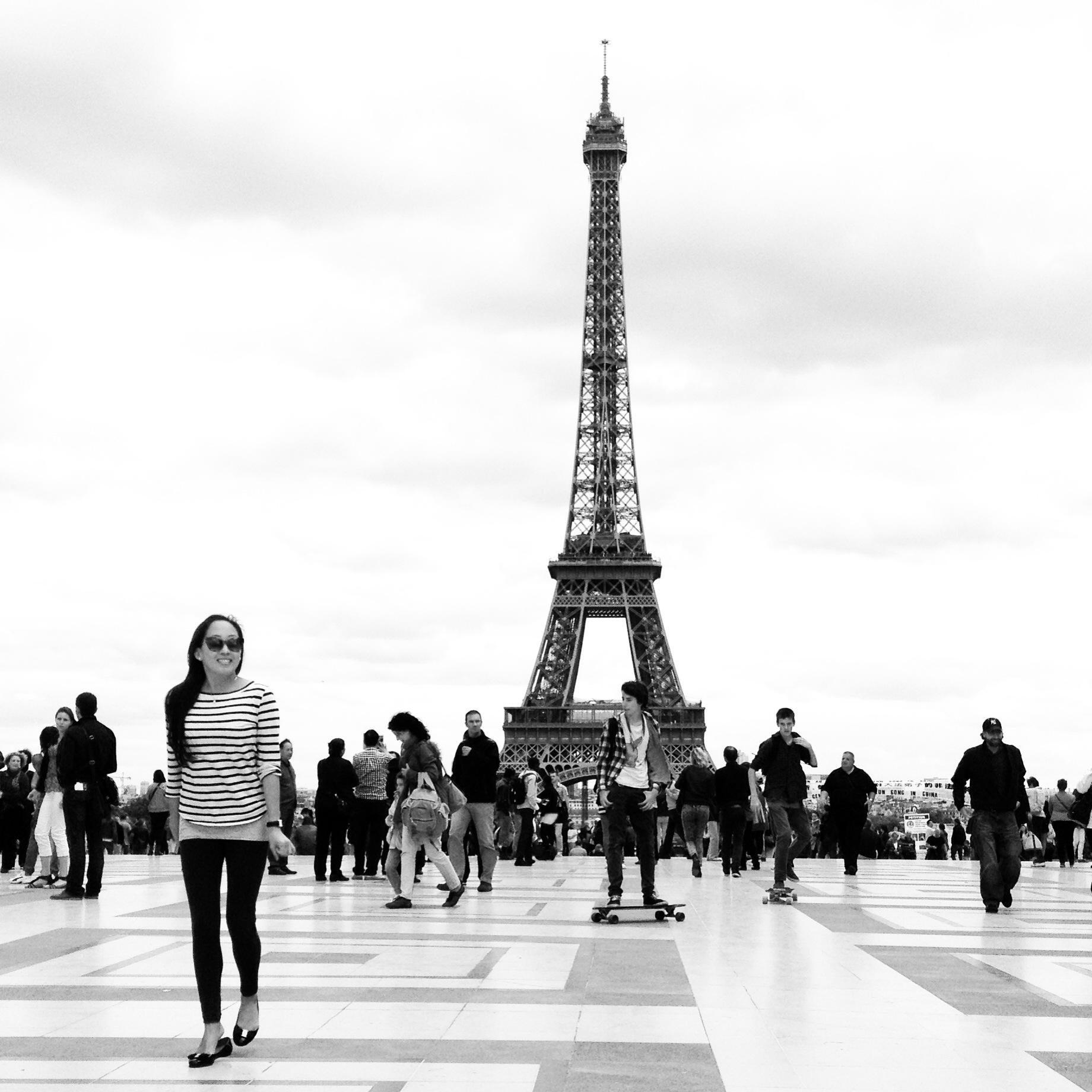 Trocadéro, Palais de Chaillot, 2013