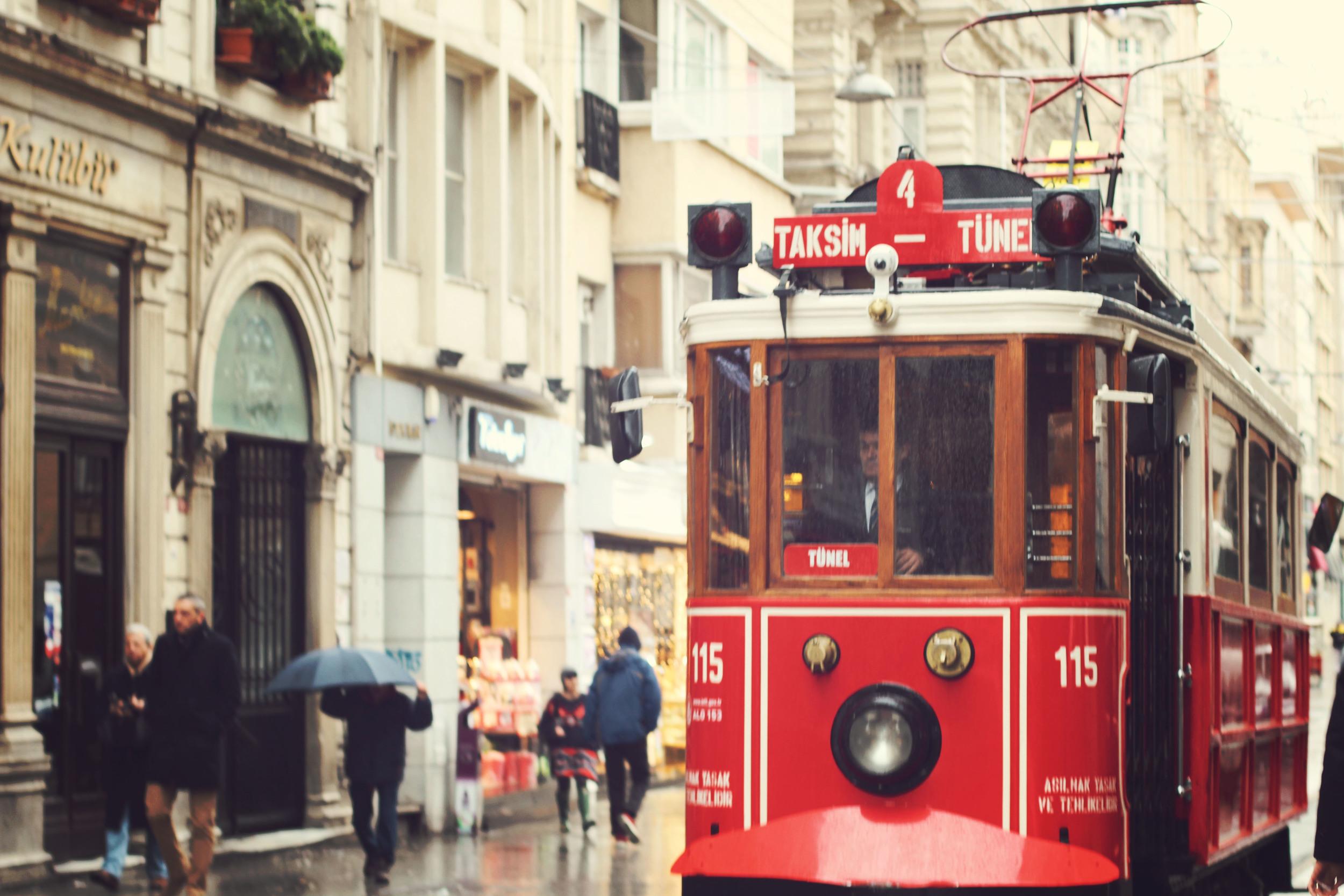 Istanbul December 2015