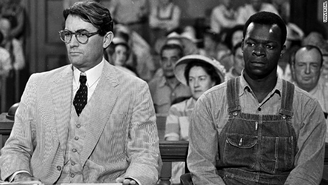 from the film  To Kill A Mockingbird
