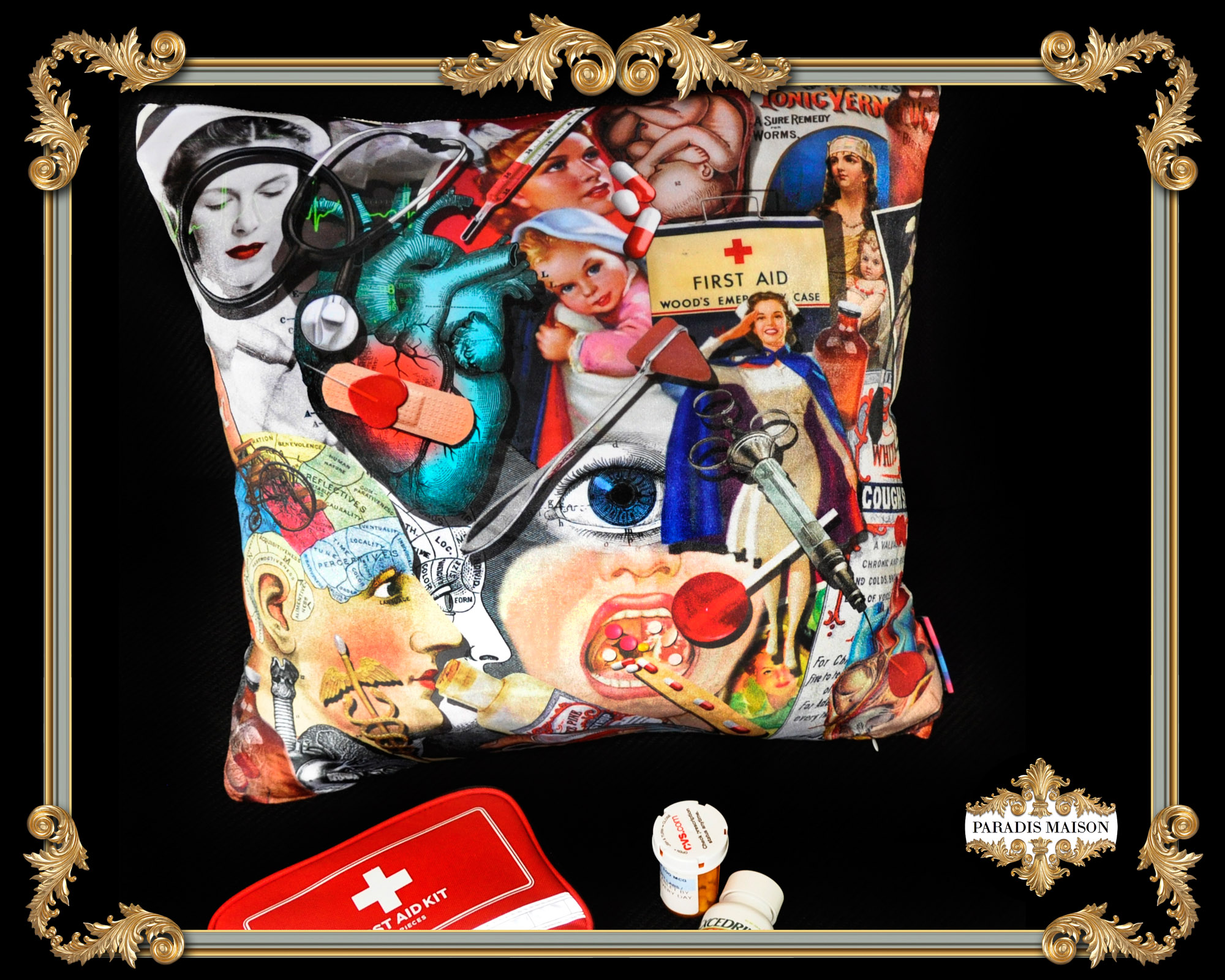medical anatomical pillows
