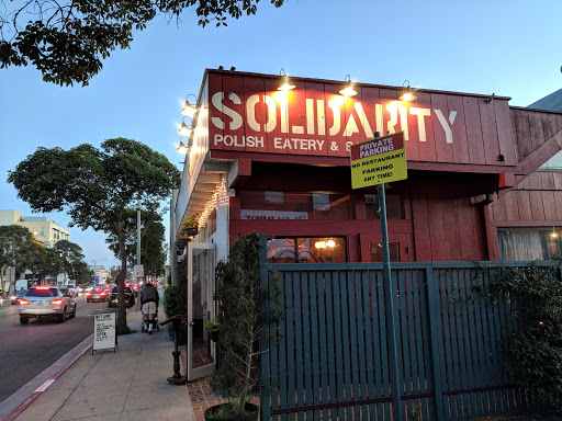 solidarity restaurant