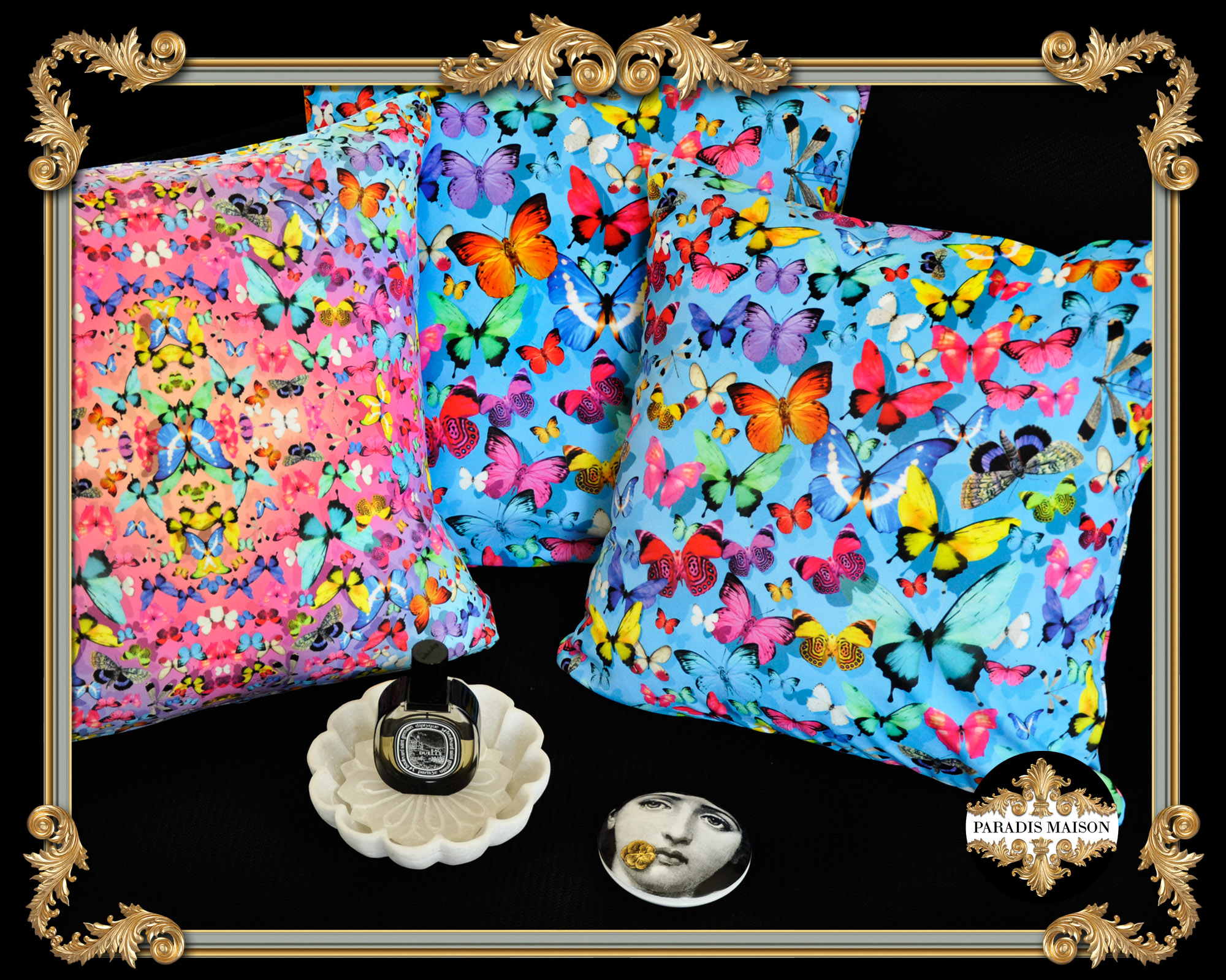 BUTTERFLY THROW PILLOWS ONLINE