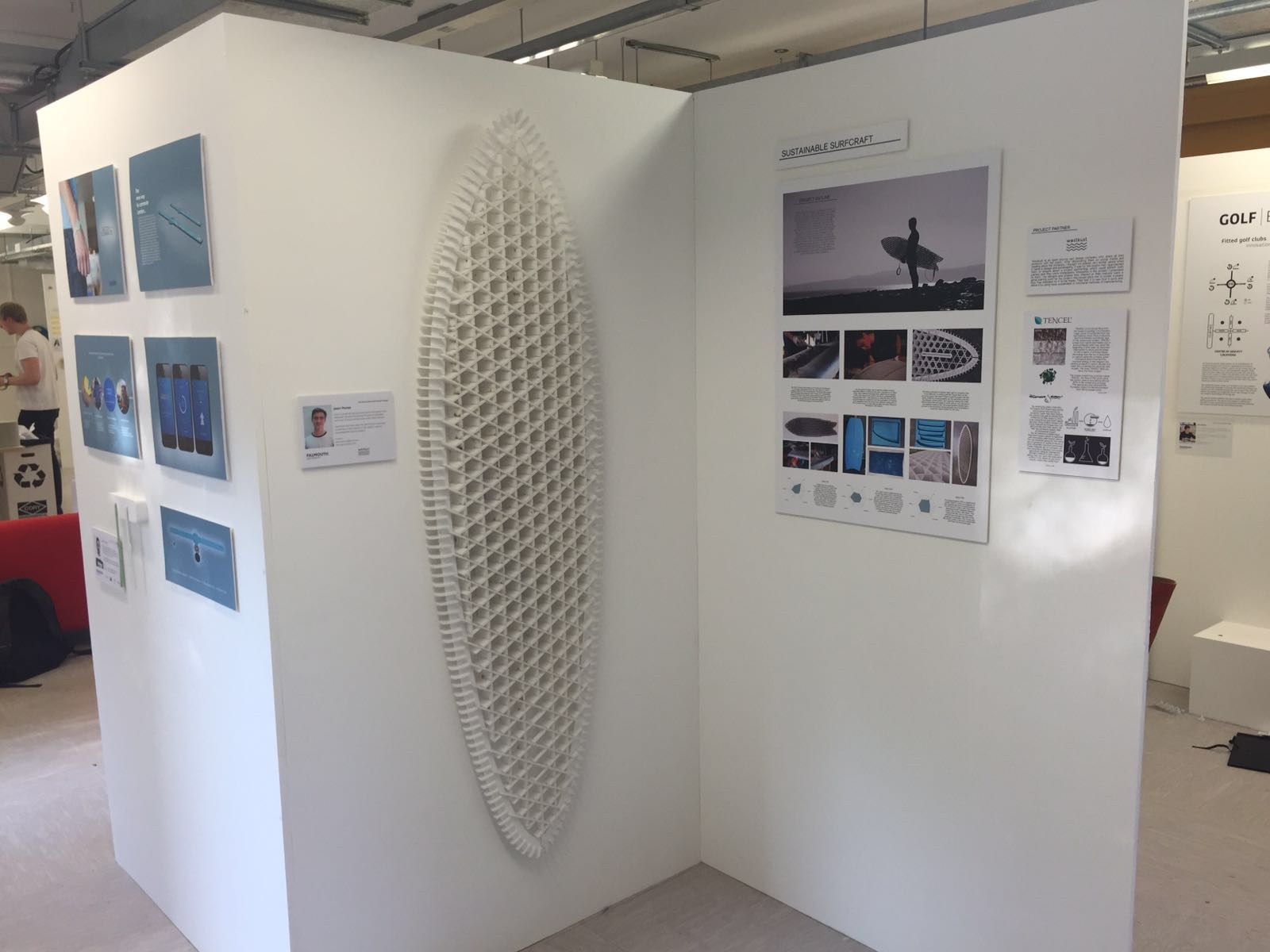 04 Recycled plastic surfboard exhibition .jpg