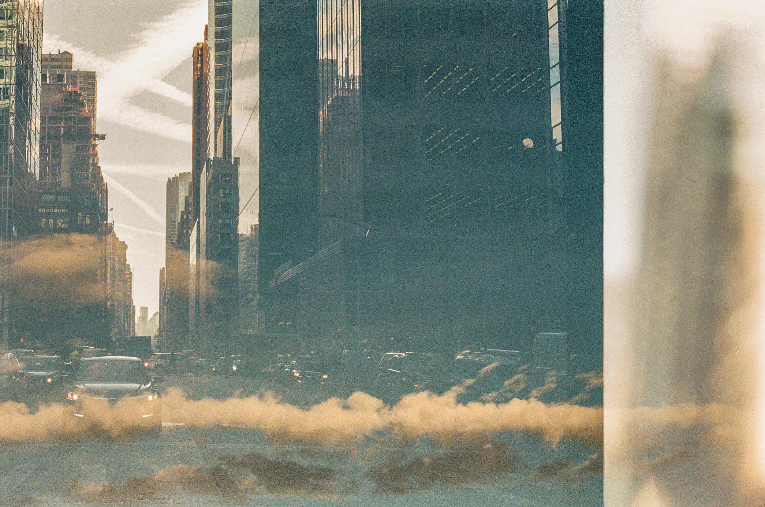 new york and south africa 35mm film double exposures13