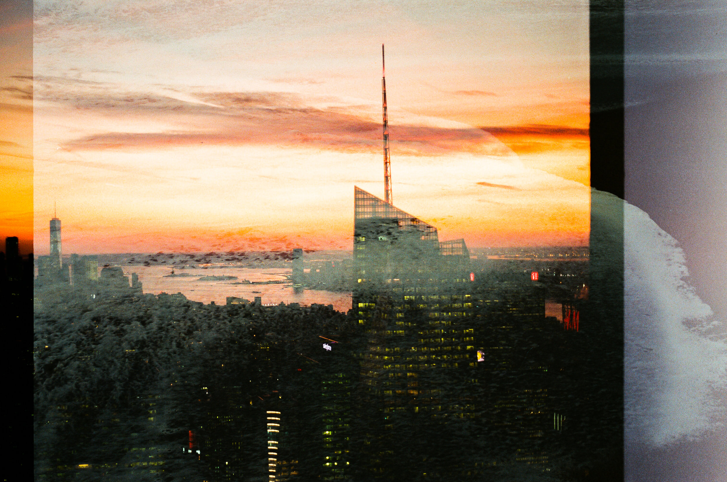 new york and south africa 35mm film double exposures18