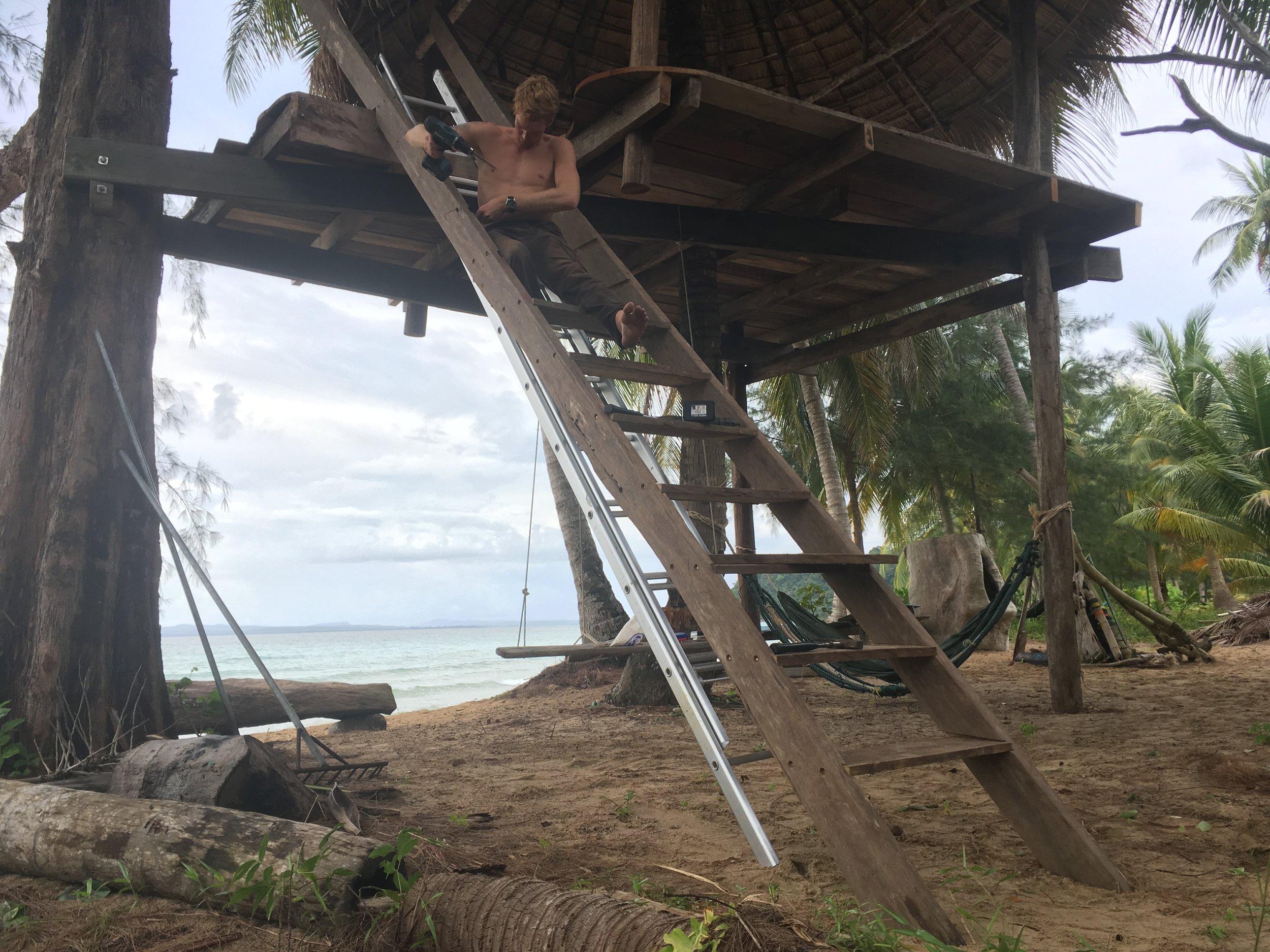 09 Cambodia Lonely beach.JPG