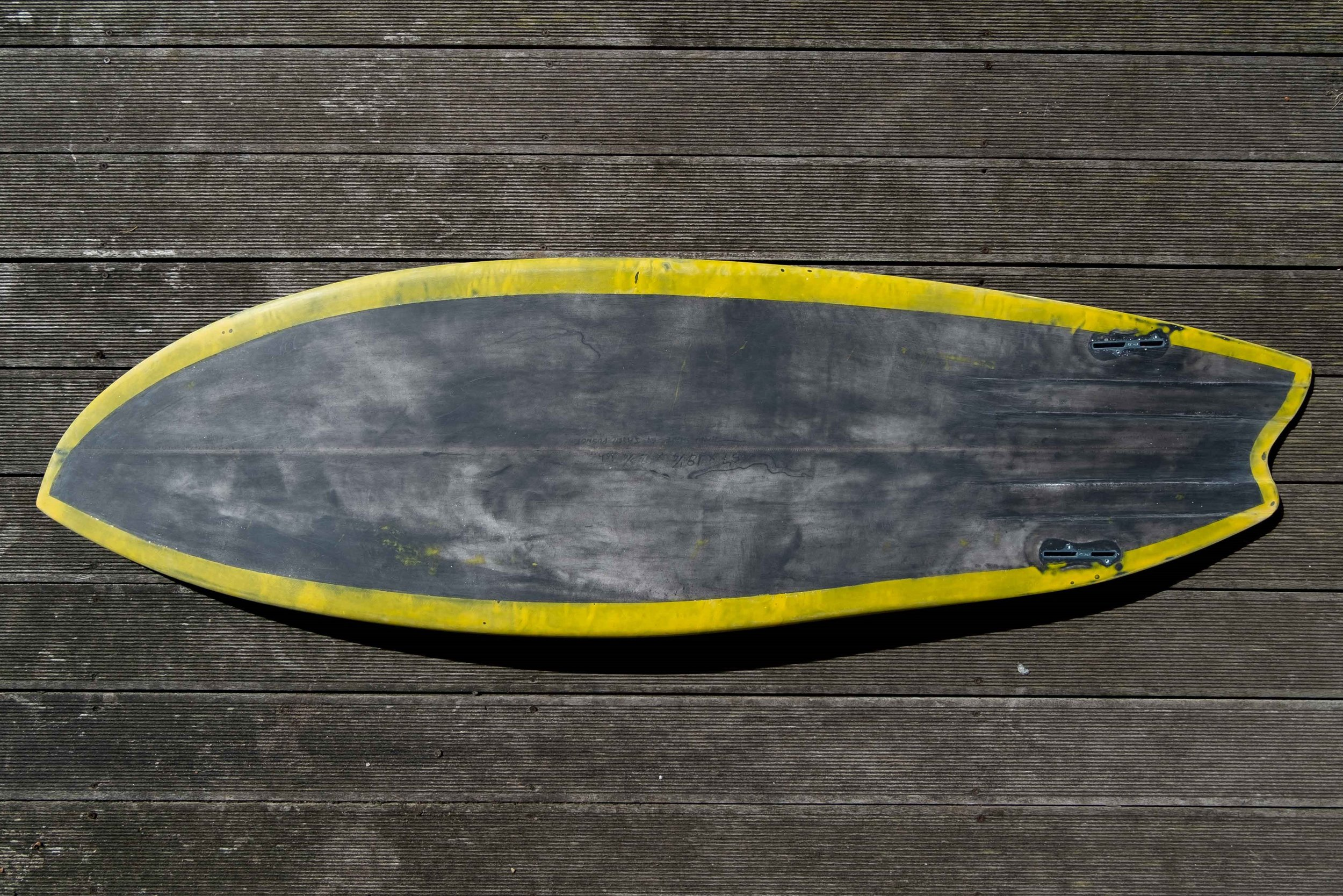Asymmetric 2.0 // Experimental Surfboard Design -