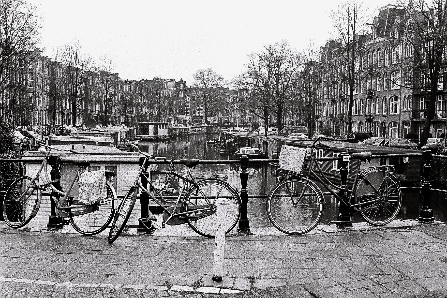 Amsterdam. March '19 // 35mm Photographs -