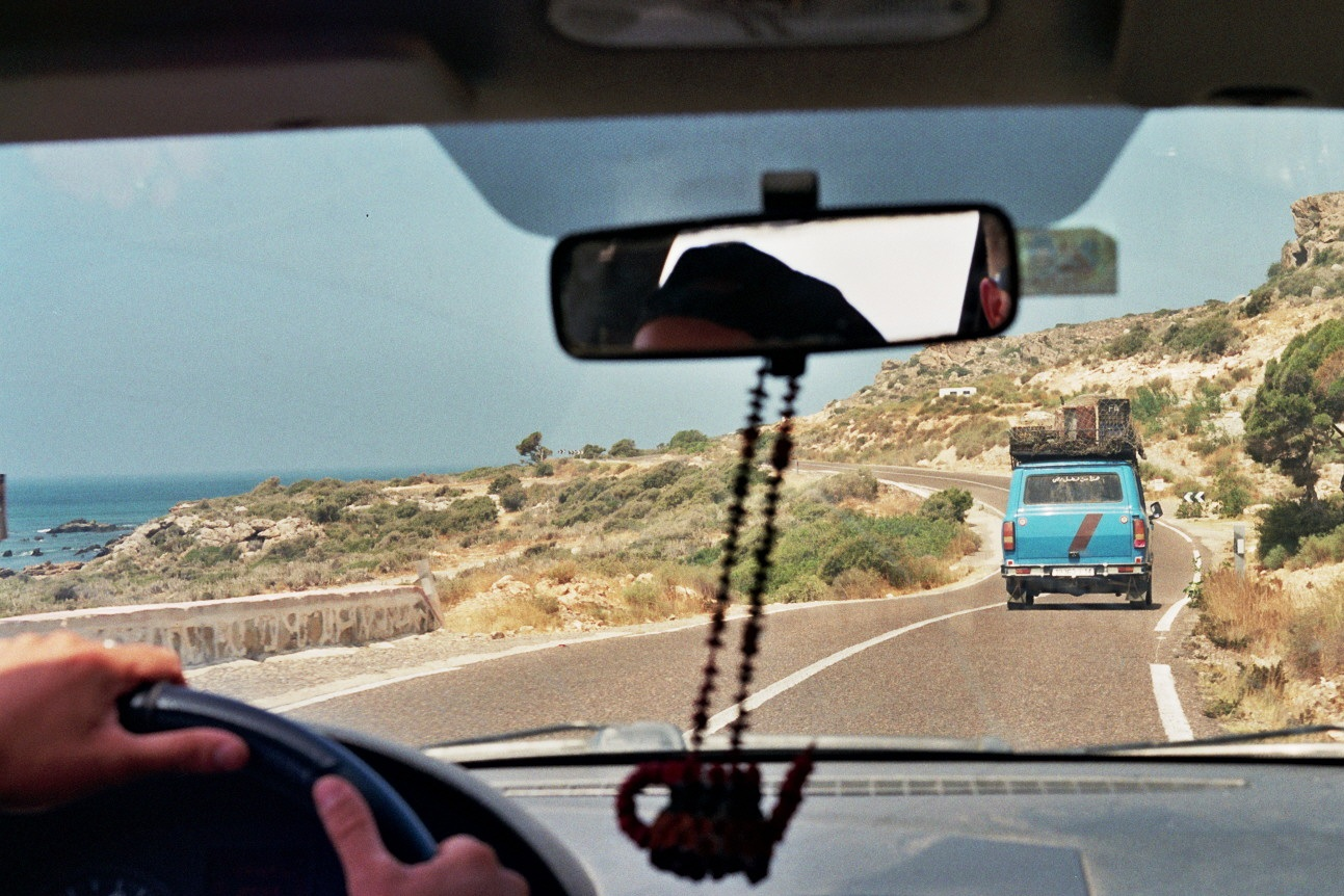 Morocco. June '15 // 35mm Photographs -