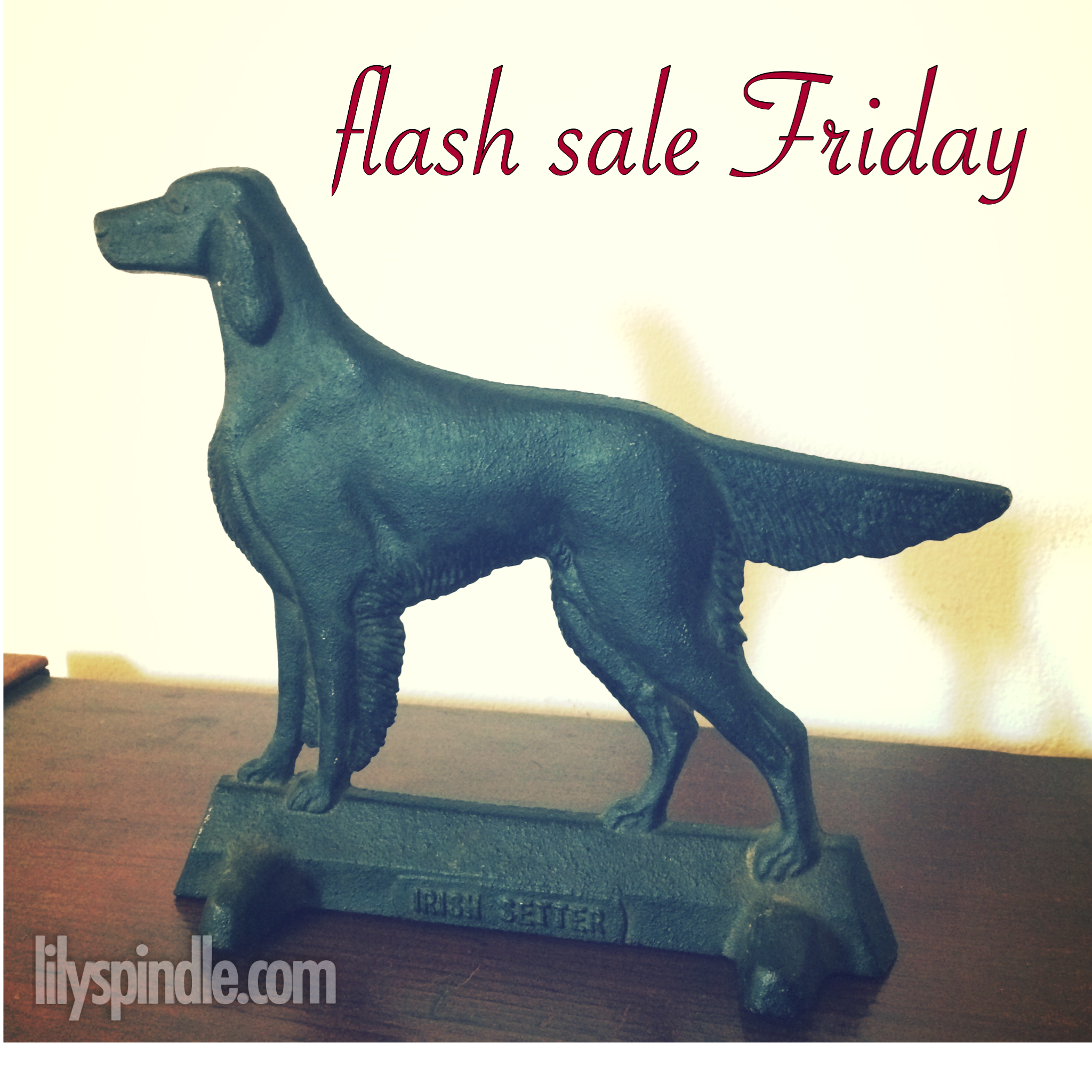 Lily Spindle's Flash Sale Friday