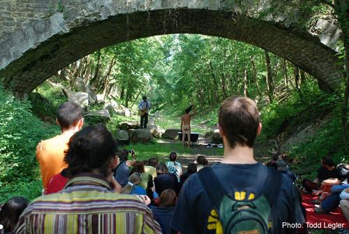 40 artistes dans La Chatre / 2009