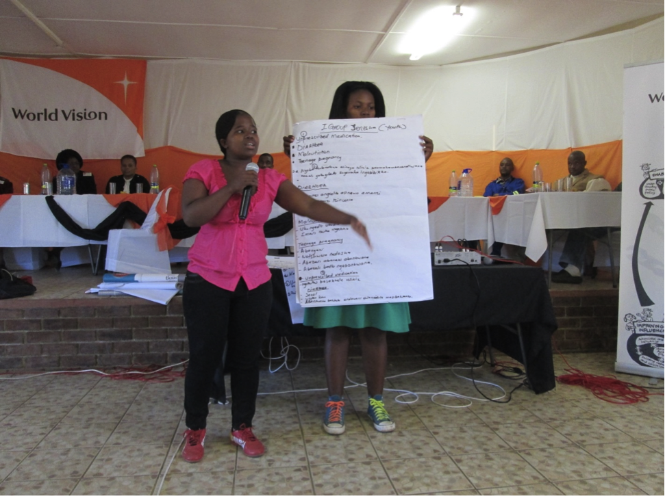 Youth demands 'courtesy' as an interlocutor for access to sexual reproductive health.png