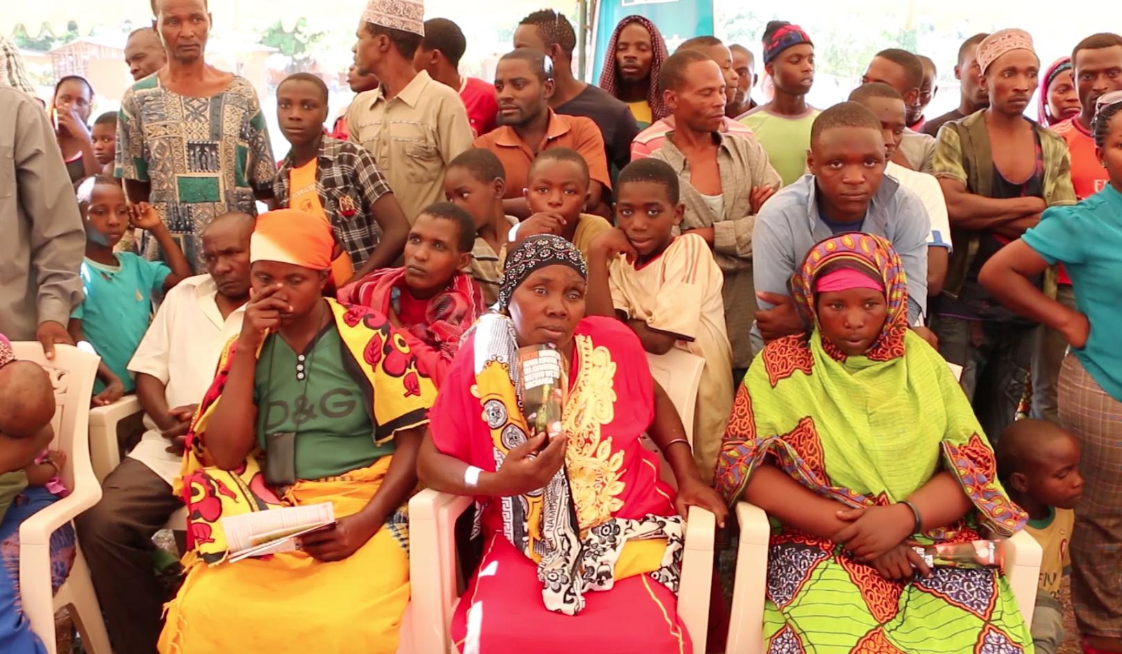 Tanga Region Hearing