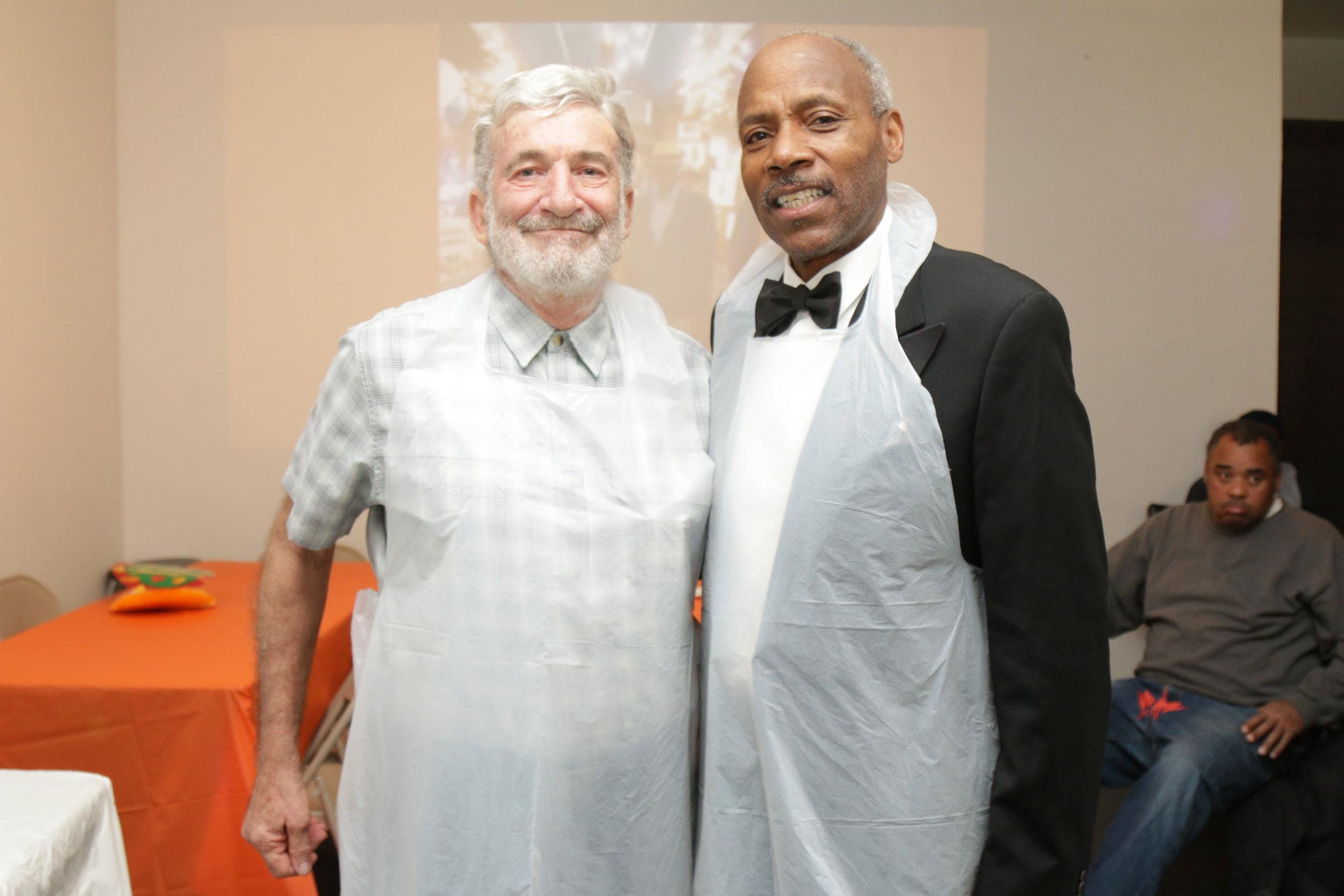 Jerry & City Councilman Bill Perkins