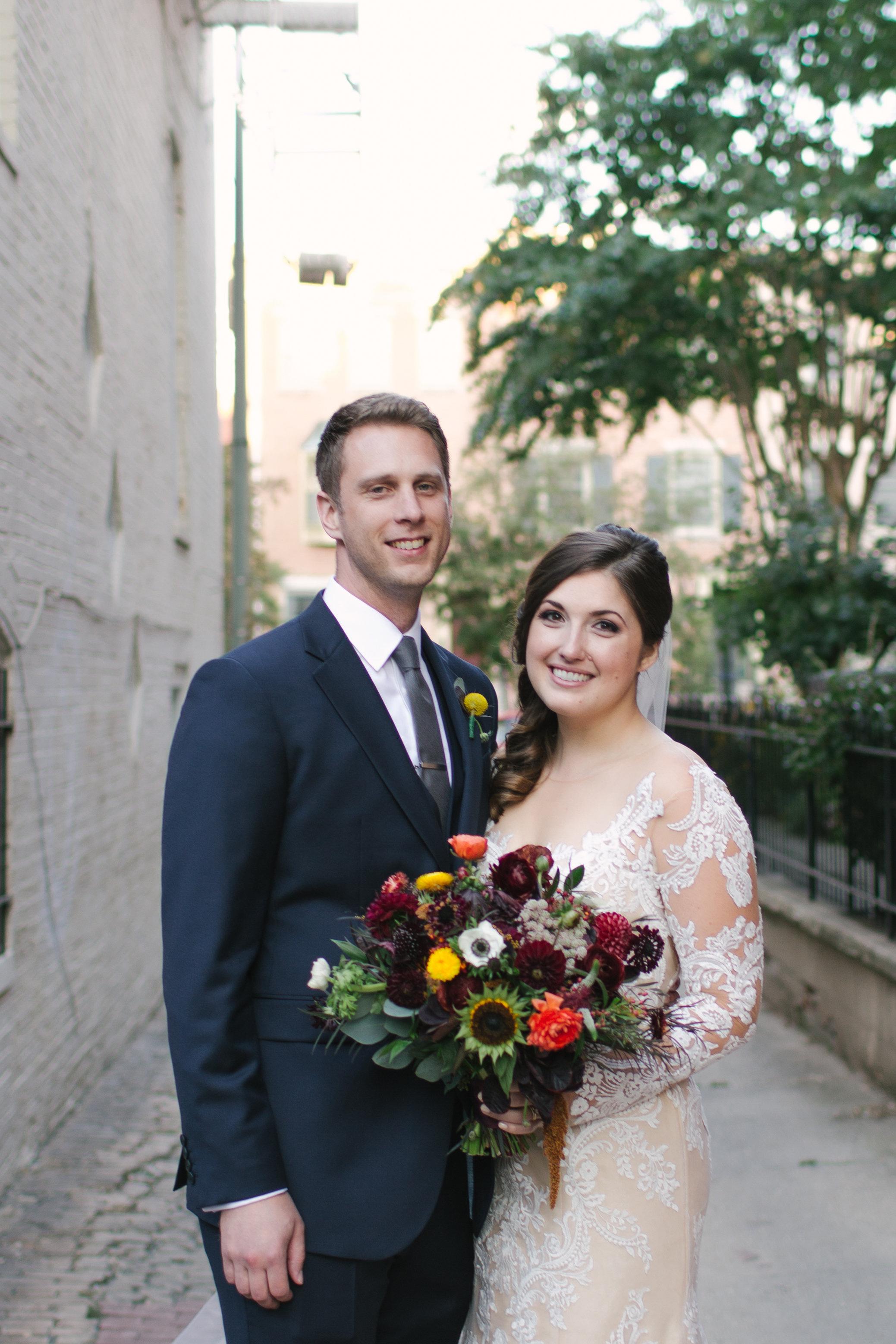 Dupon Circle Wedding | Washington DC Wedding Photography | Rebecca Wilcher Photography -14.jpg