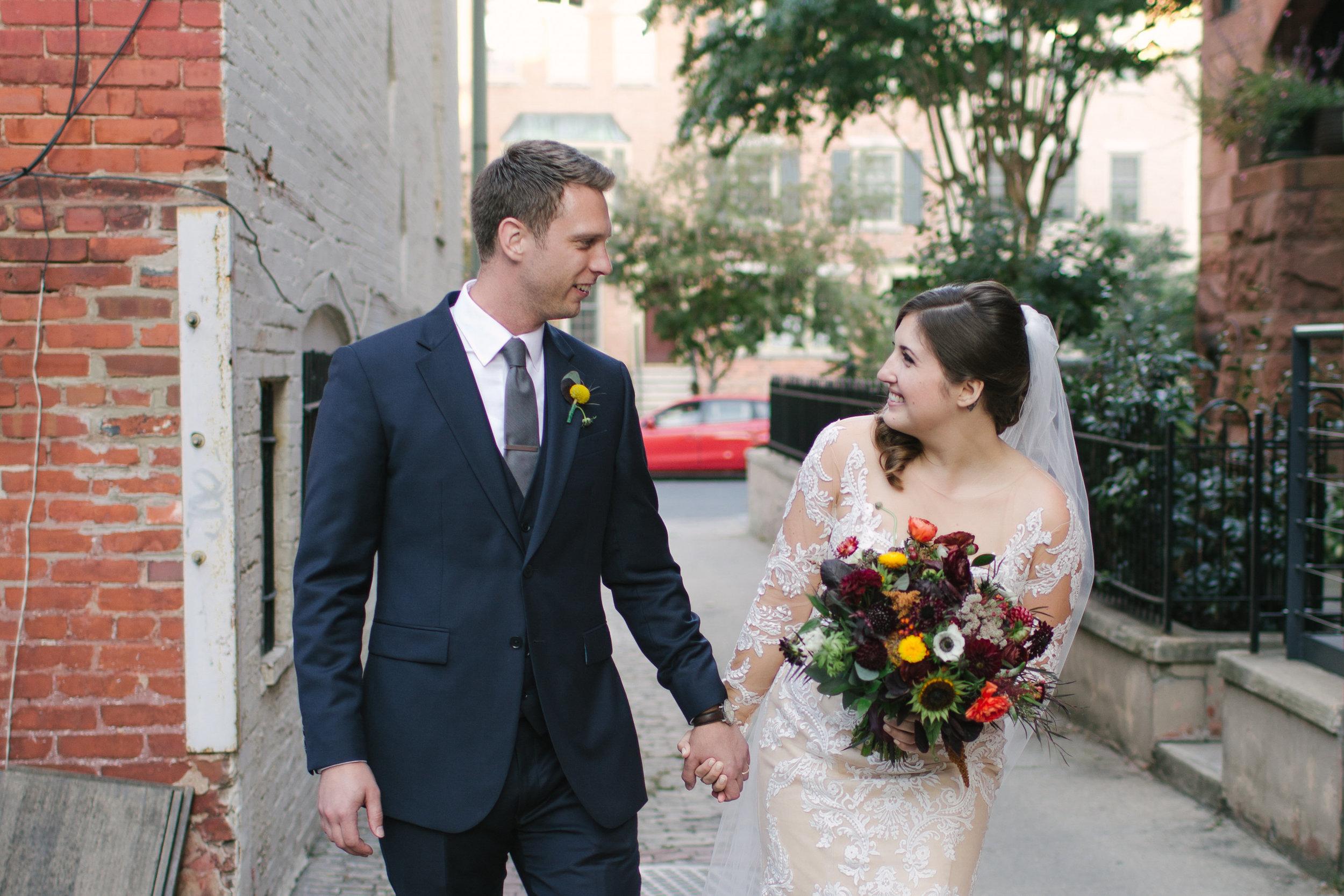 Dupon Circle Wedding | Washington DC Wedding Photography | Rebecca Wilcher Photography -16.jpg