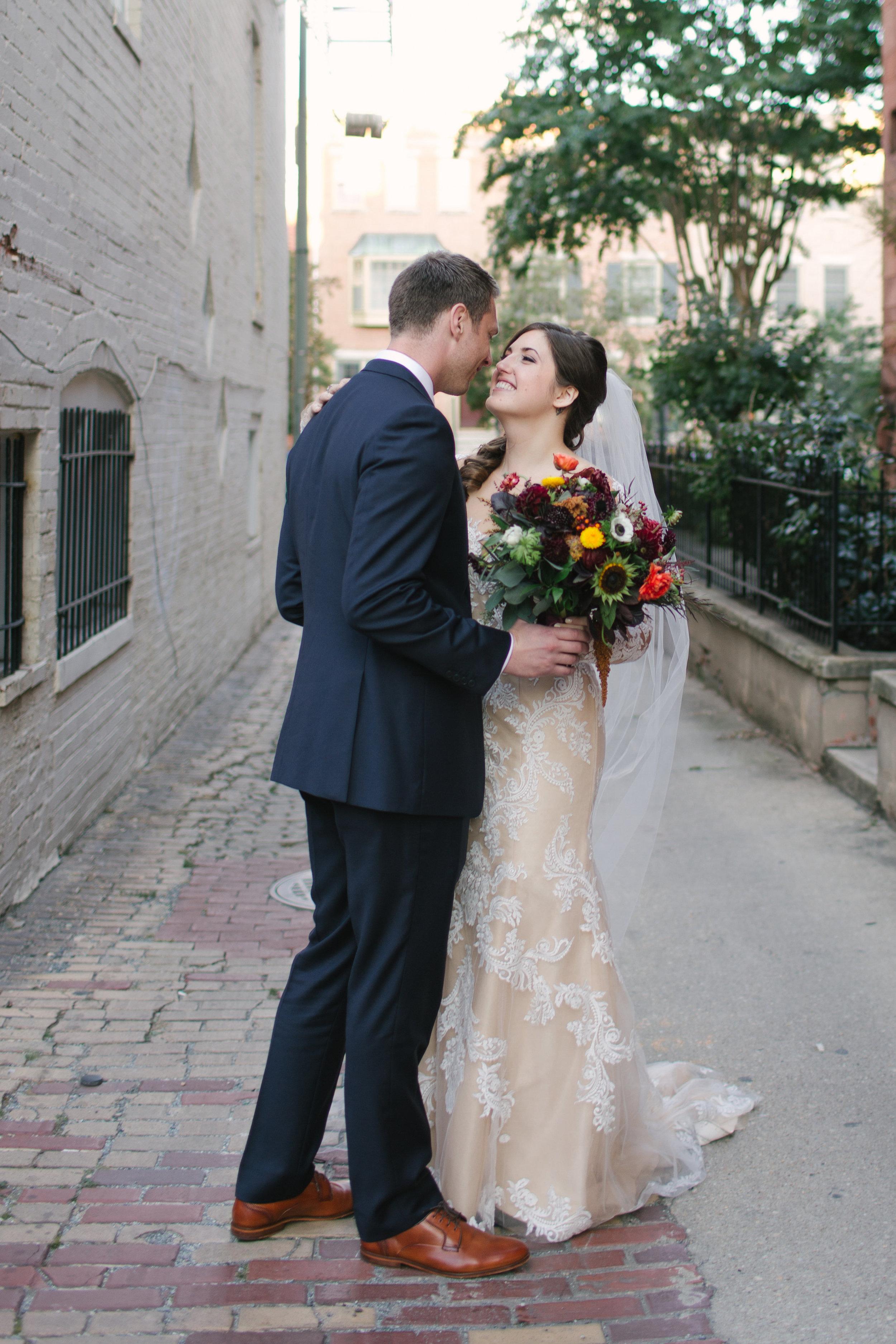 Dupon Circle Wedding | Washington DC Wedding Photography | Rebecca Wilcher Photography -15.jpg