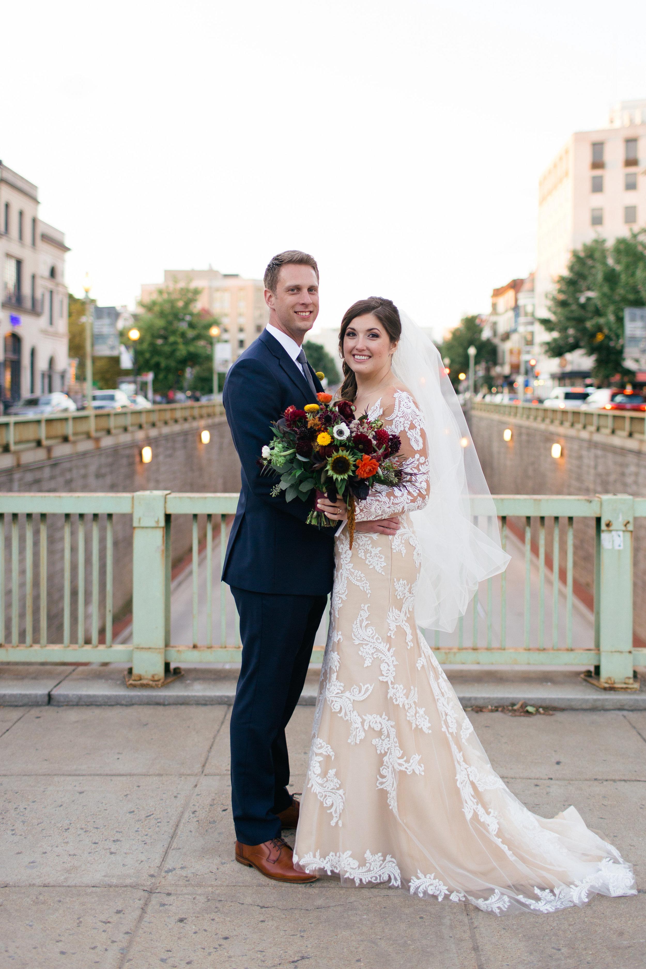 Dupon Circle Wedding | Washington DC Wedding Photography | Rebecca Wilcher Photography -27.jpg