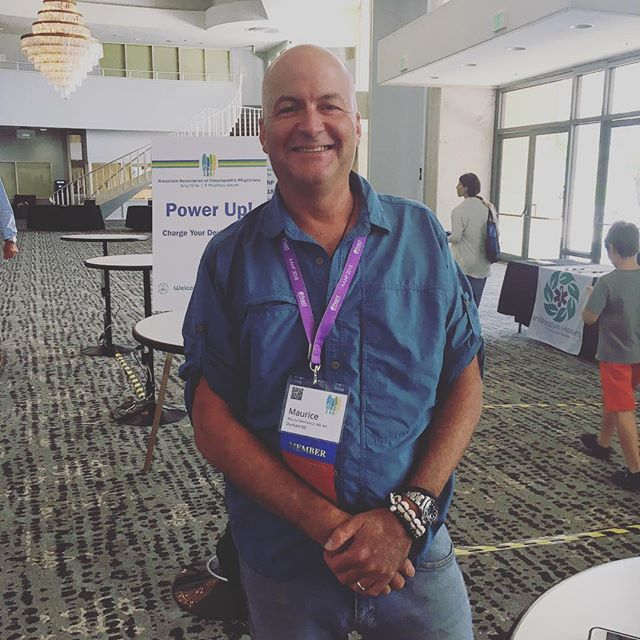 Totally inspired by the medicine of the future, what has always been the medicine of nature, #NaturopathicMedicine. . . This week I'm in San Diego for #AANP2018 as a founding board member of the @institutefornaturalmedicine and a natural medicine expert residing in North Carolina. . . I look forward to sharing with you the exciting next steps I'm taking in my journey as a #naturopathicdoctor. . . Follow along!